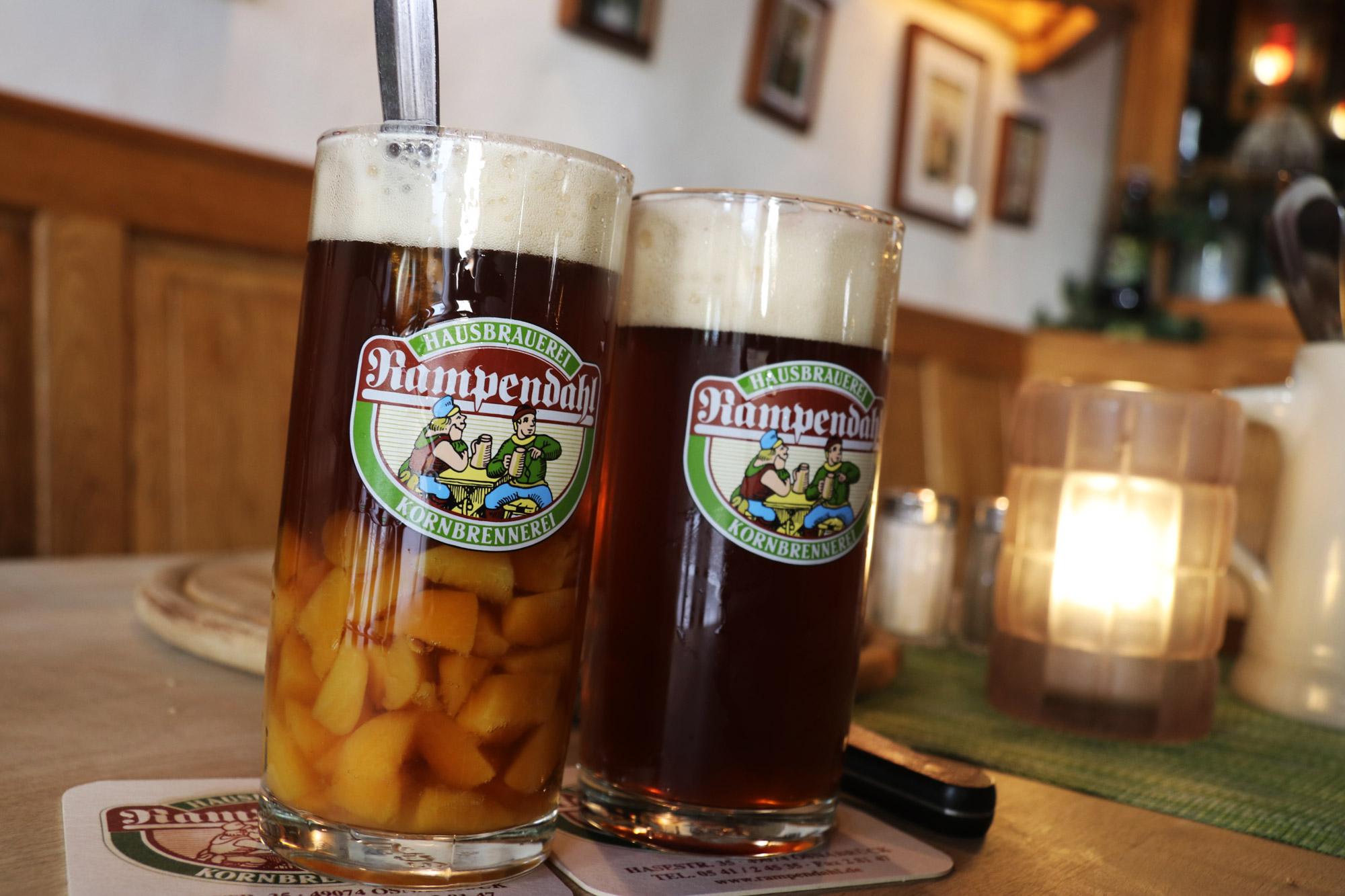 7x doen in Osnabrück - Biertje bij Rampendahl Hausbrauerei