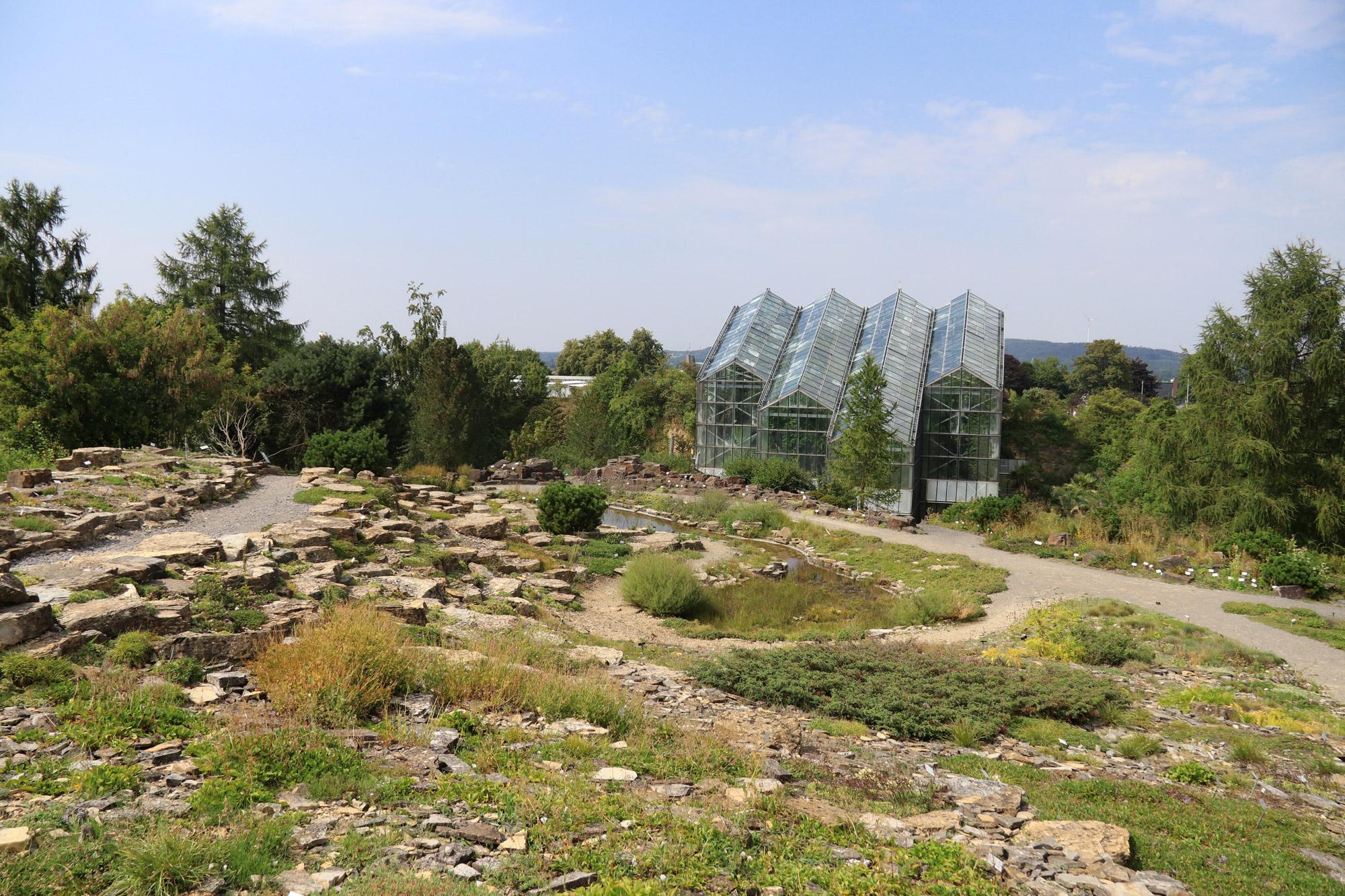 7x doen in Osnabrück - Bezoek de botanische tuinen
