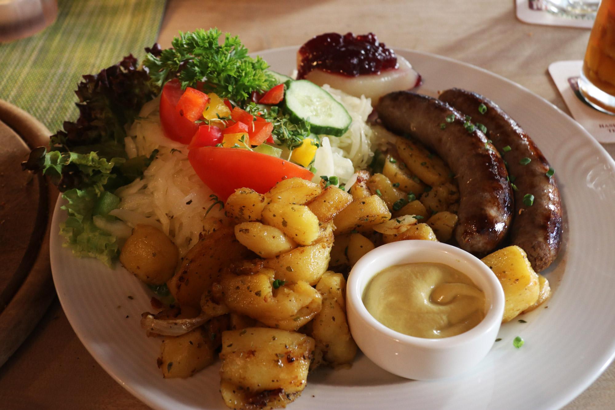 7x doen in Osnabrück - Eten bij Rampendahl Hausbrauerei