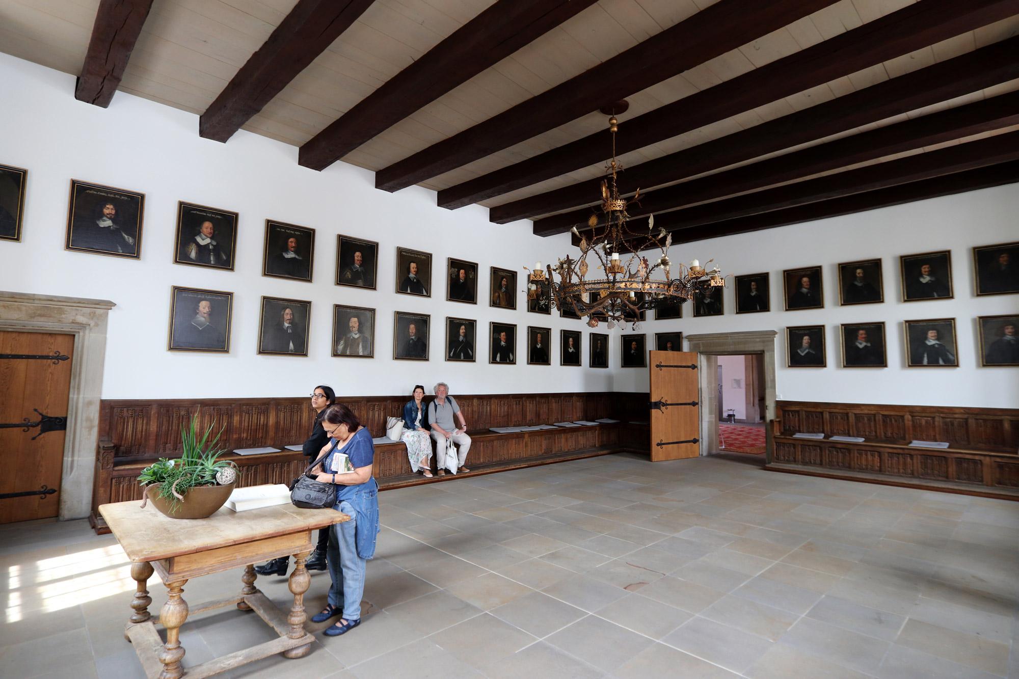 7x doen in Osnabrück - Friedenssaal