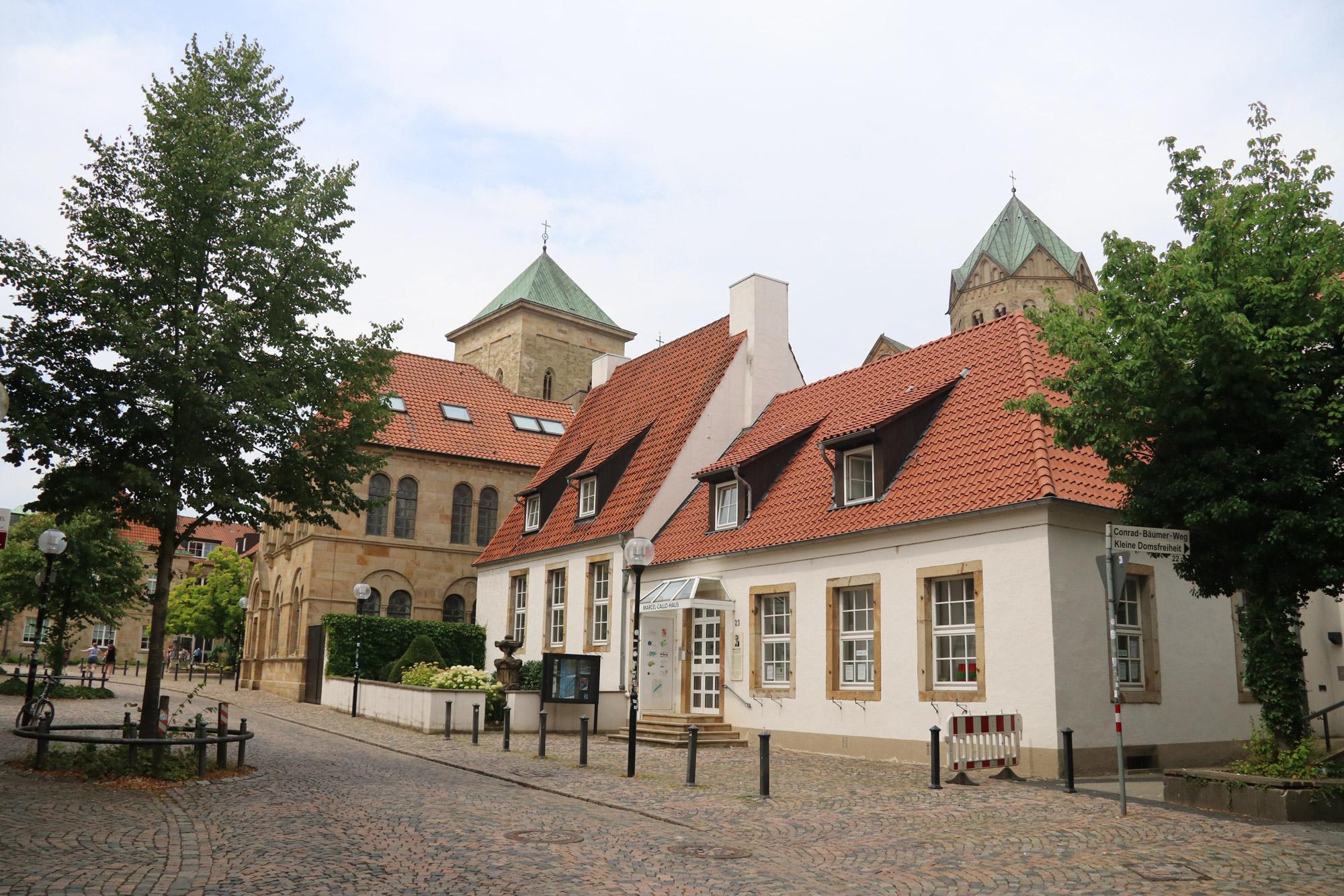 7x doen in Osnabrück - Maak een Stadswandeling