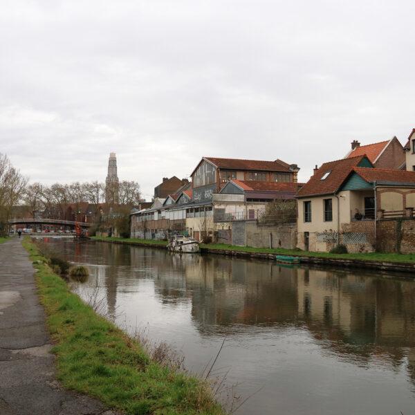 Frankrijk - Amiens - Hortillonnages