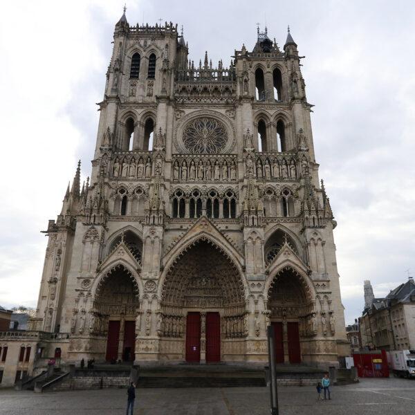 Frankrijk - Amiens - Notre-Dame van Amiens