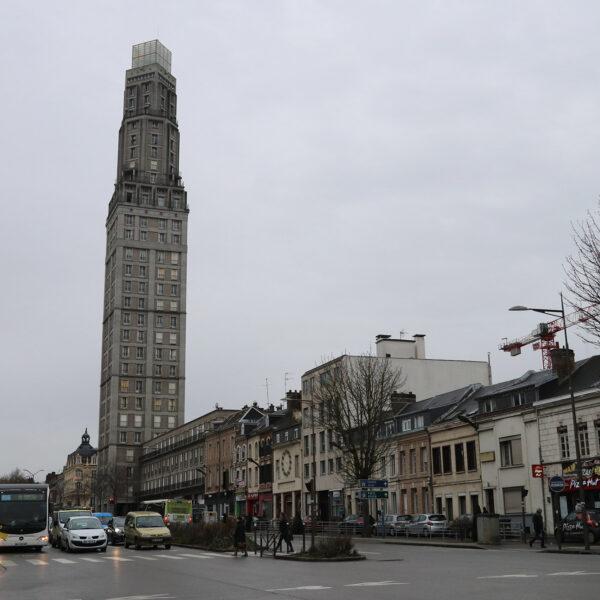 Frankrijk - Amiens - Tour Perret