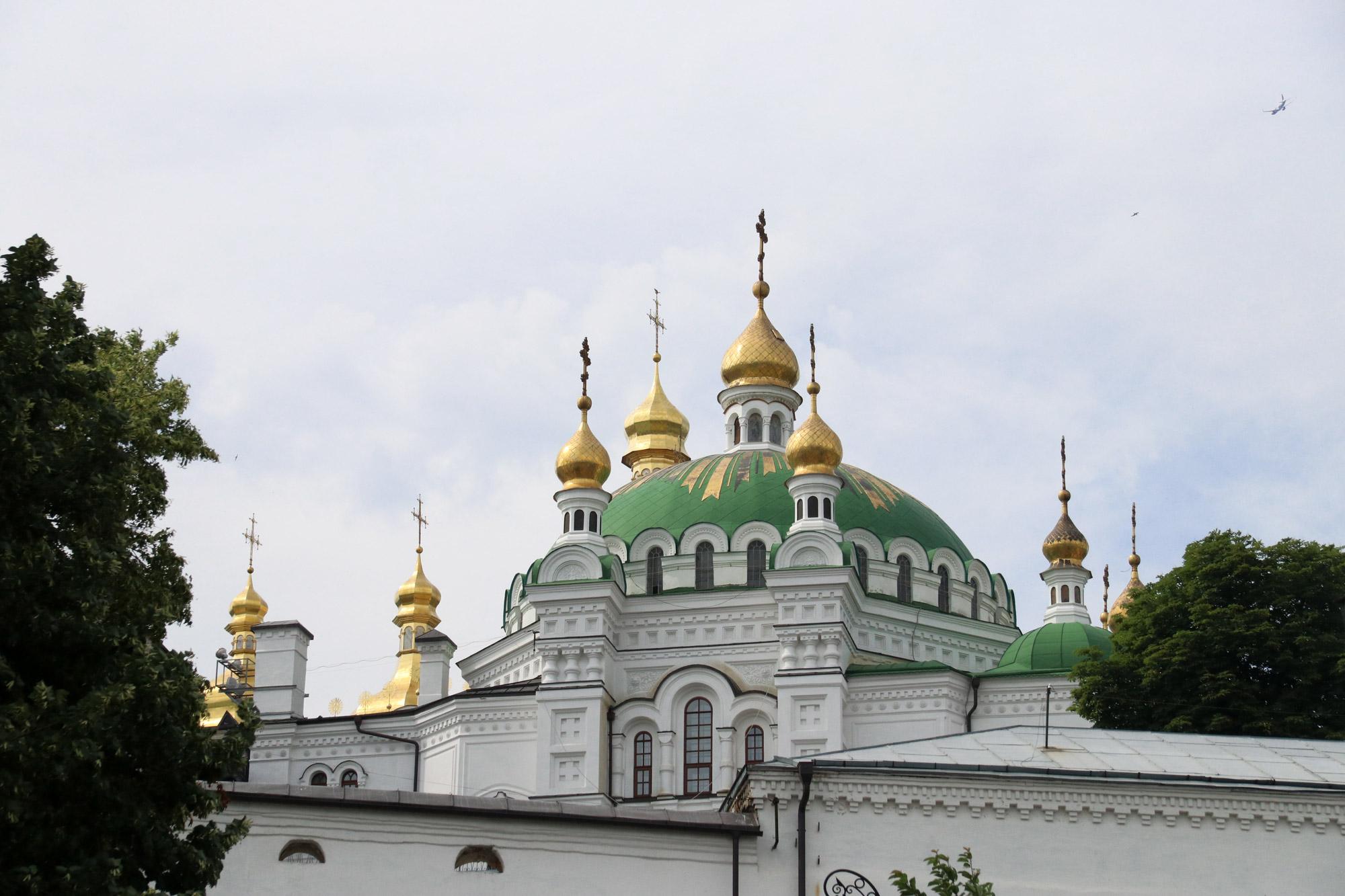 Kiev verkennen met een gids - Holenklooster