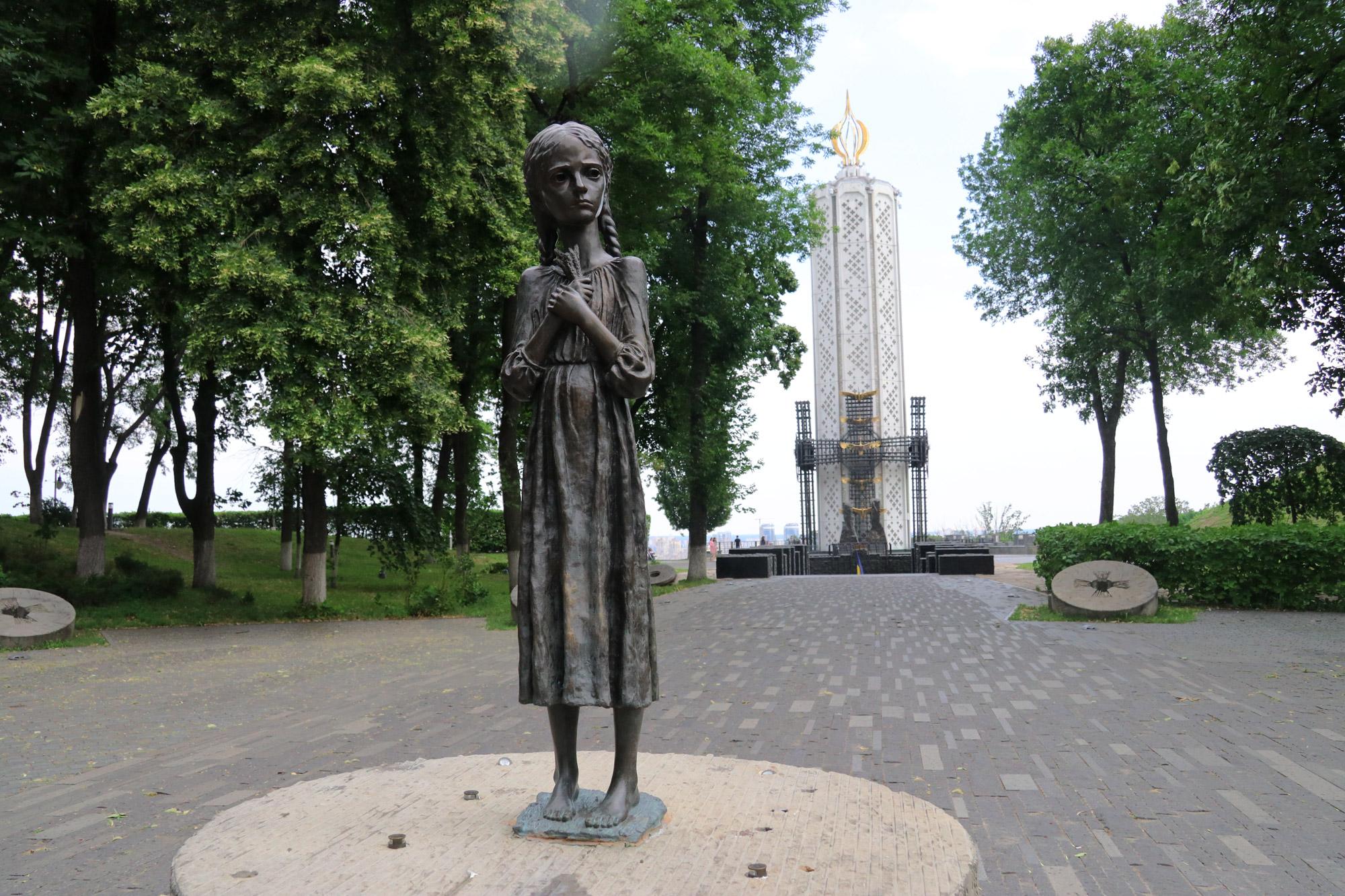Kiev verkennen met een gids - National Museum Memorial to Holomodor Victims
