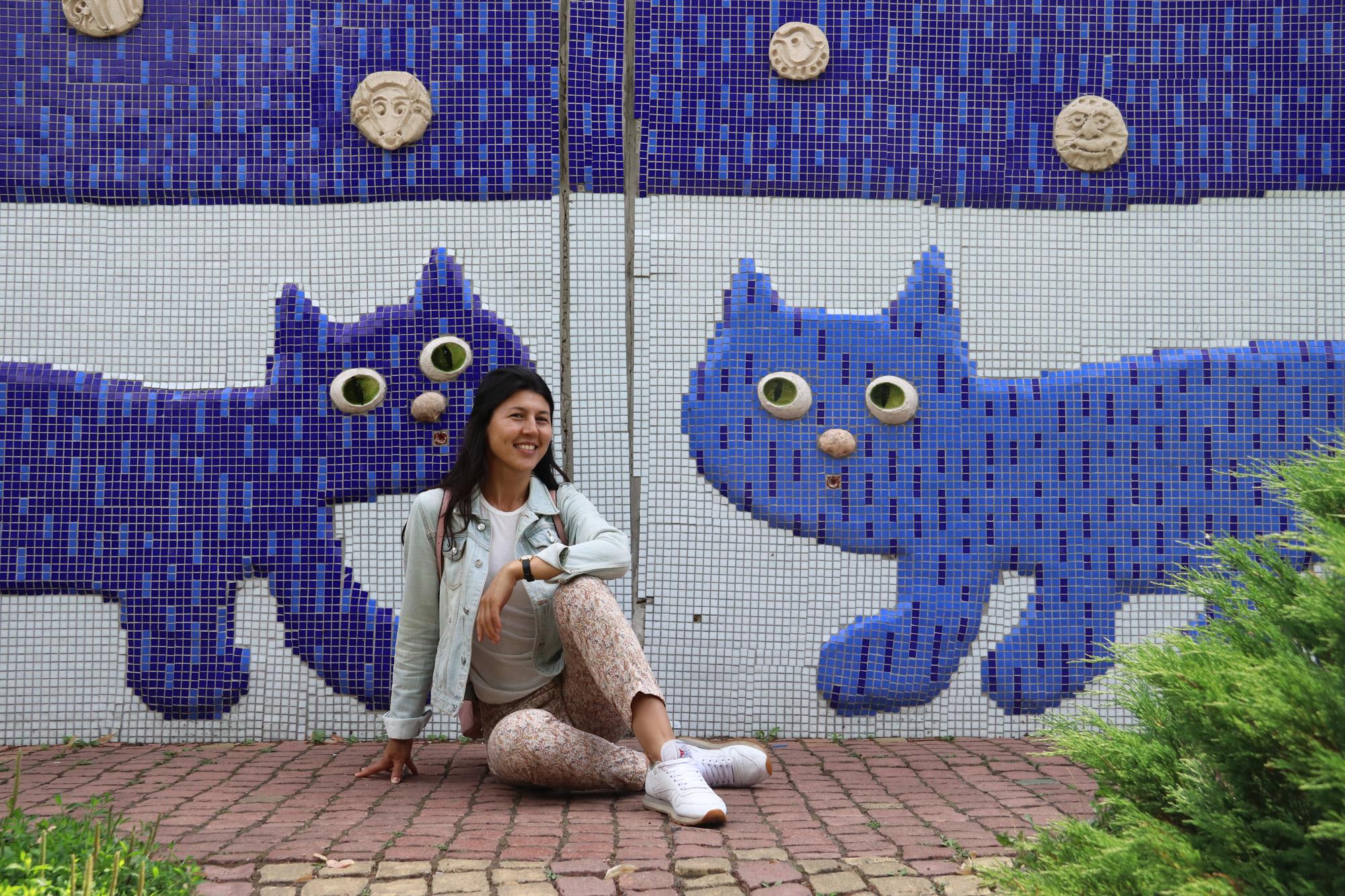 Kiev verkennen met een gids - Victoria van bestkievguide.com