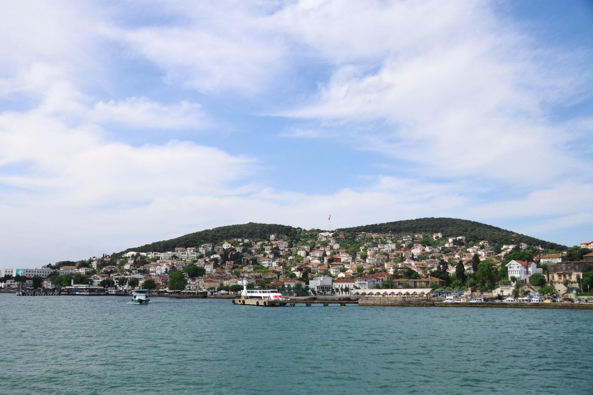 Stedentrip Istanbul - Heybeliada