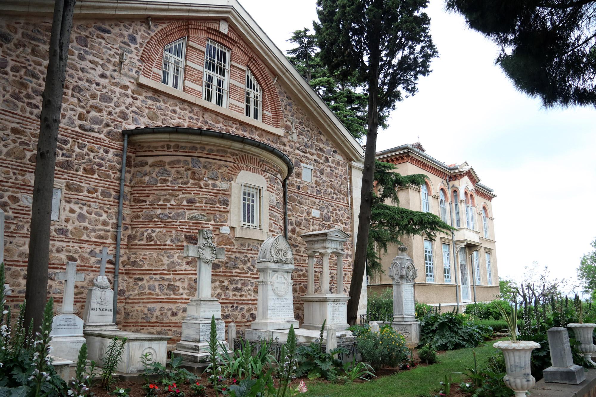 Stedentrip Istanbul - Het klooster van Heybeliada