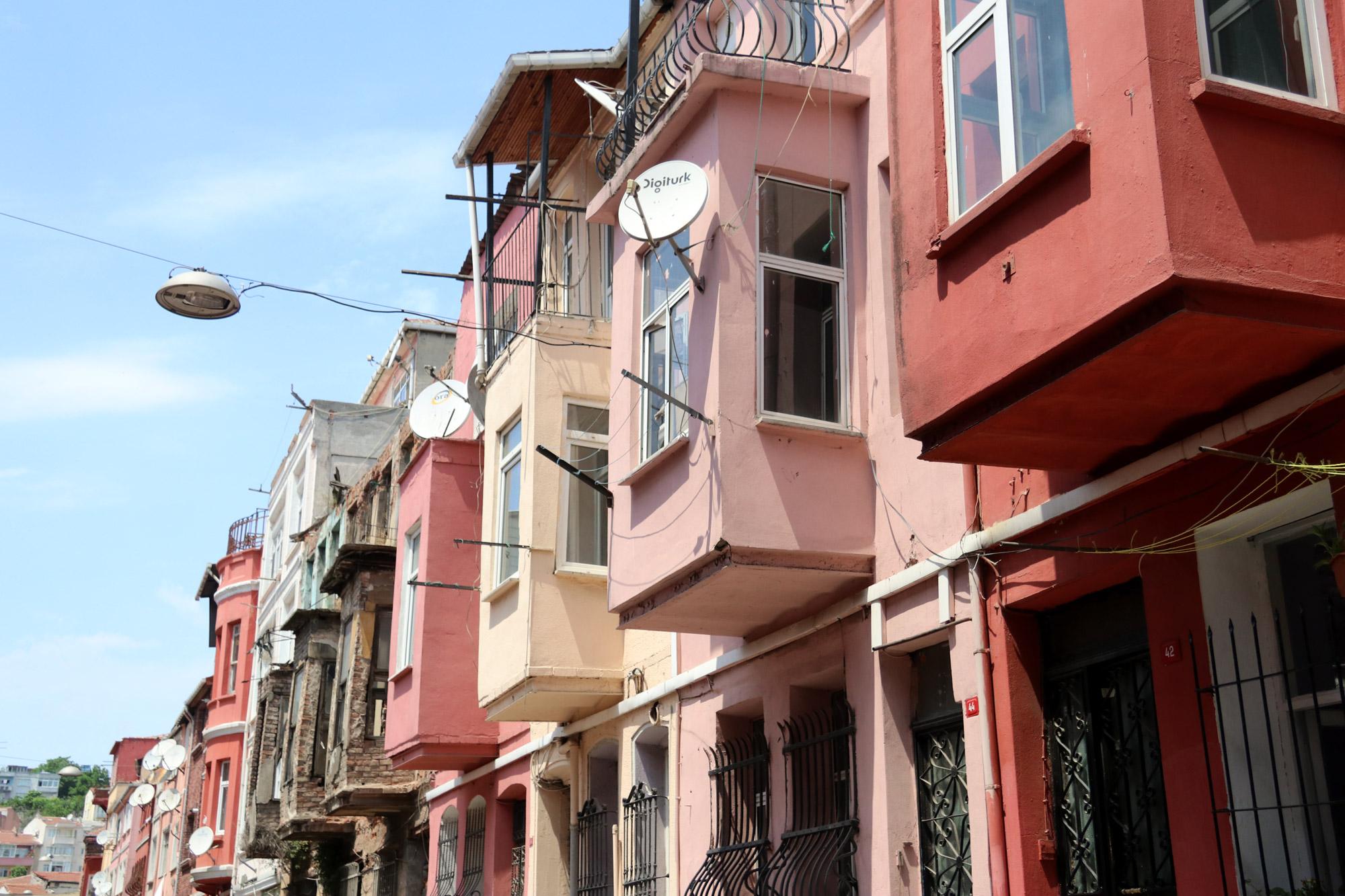 Stedentrip Istanbul - Karakteristieke huisjes in Balat