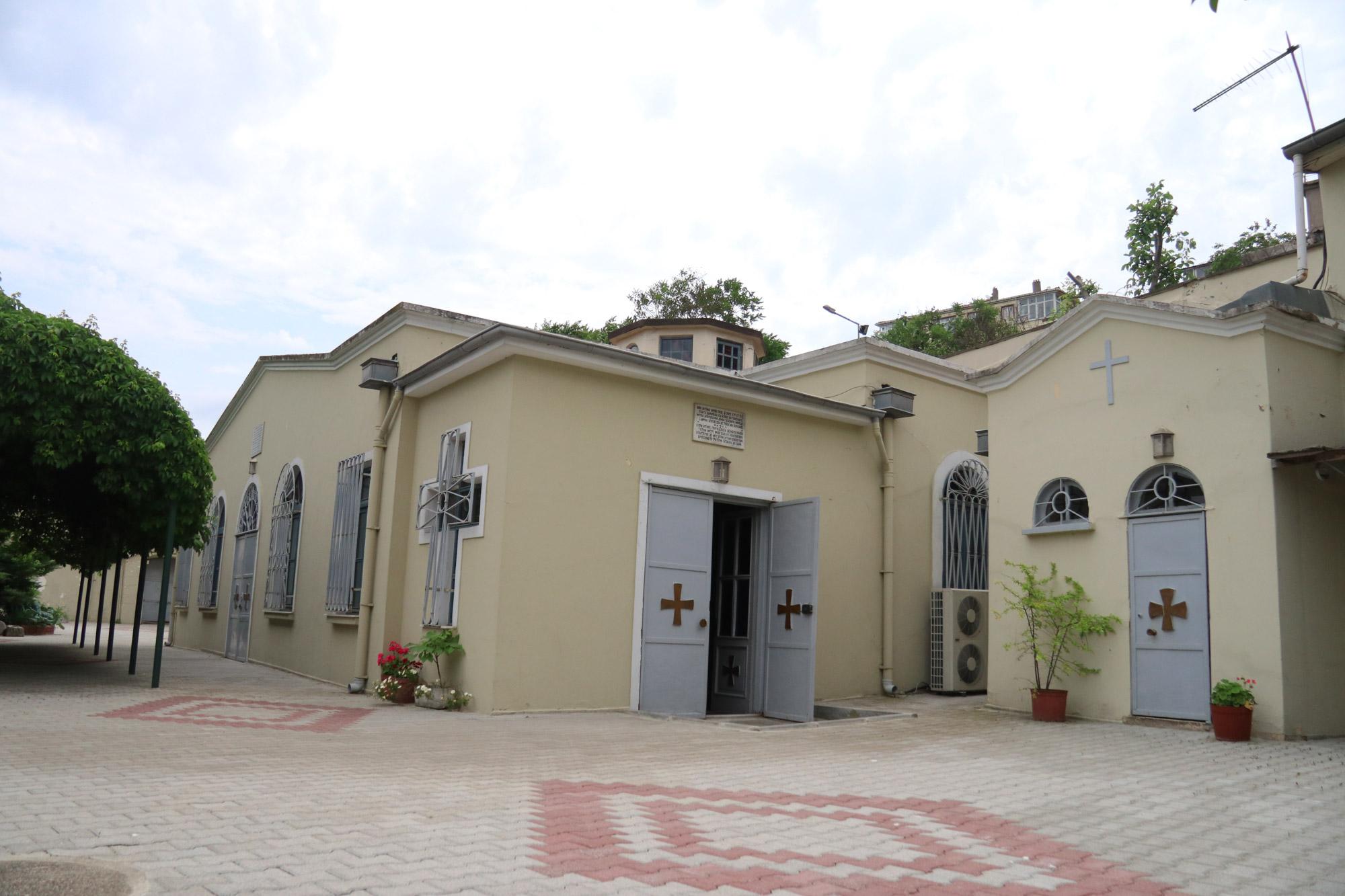 Stedentrip Istanbul - Meryen Ana Kilisesi