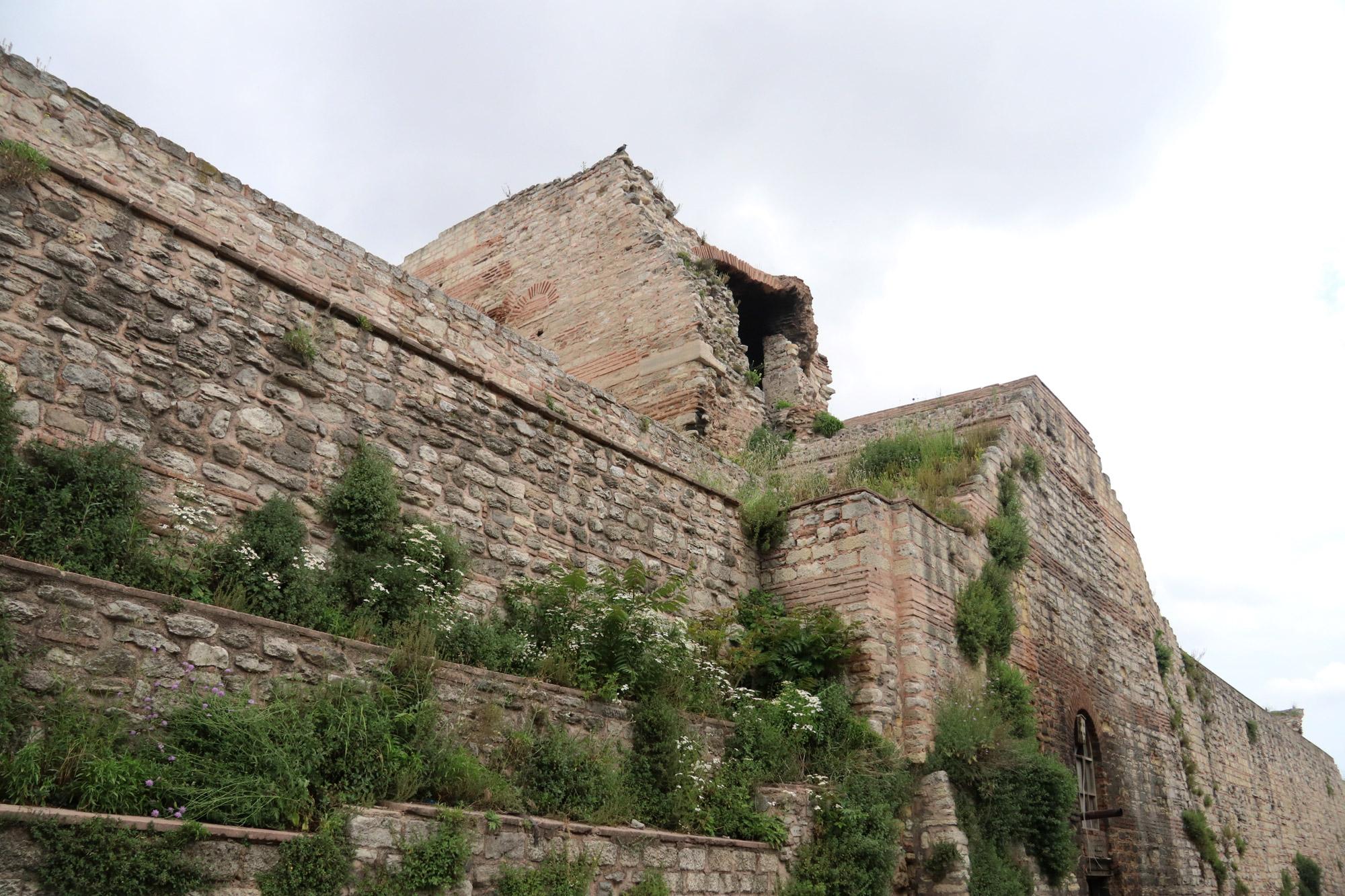 Stedentrip Istanbul - Oude stadsmuren
