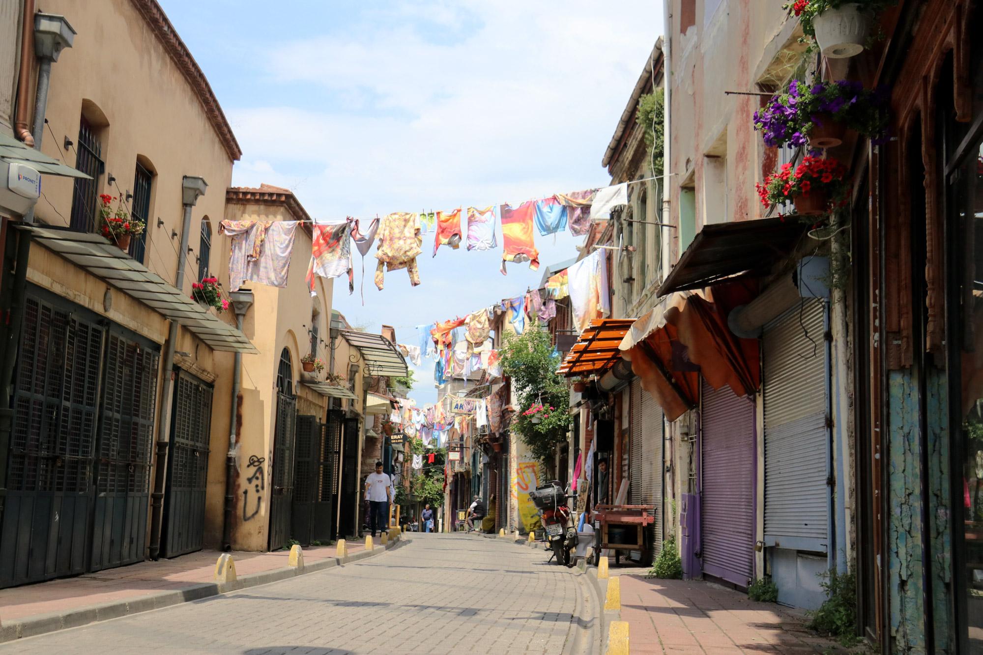 Stedentrip Istanbul - Straat in Balat