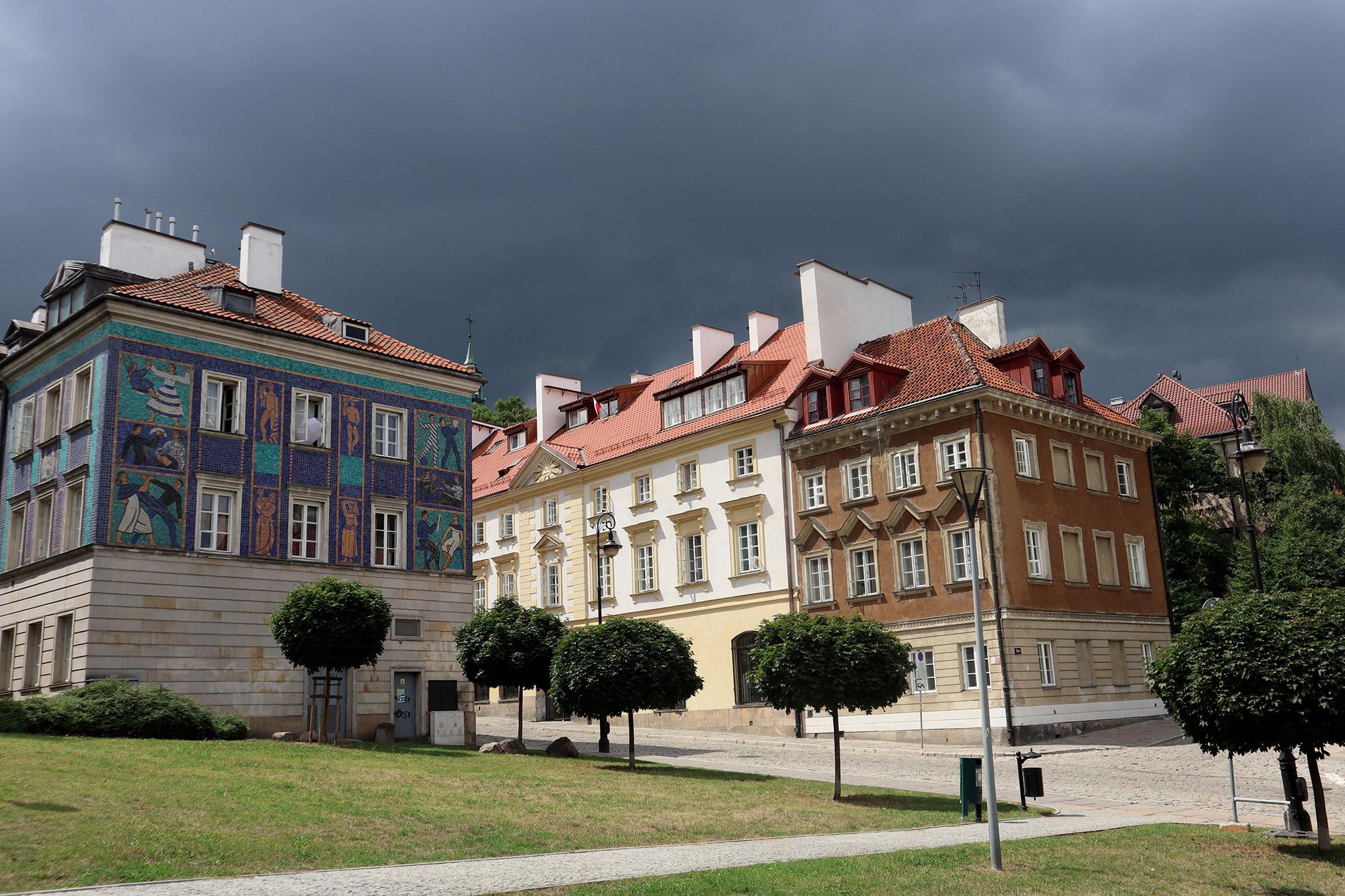 Weekendje Warschau in 10 beelden