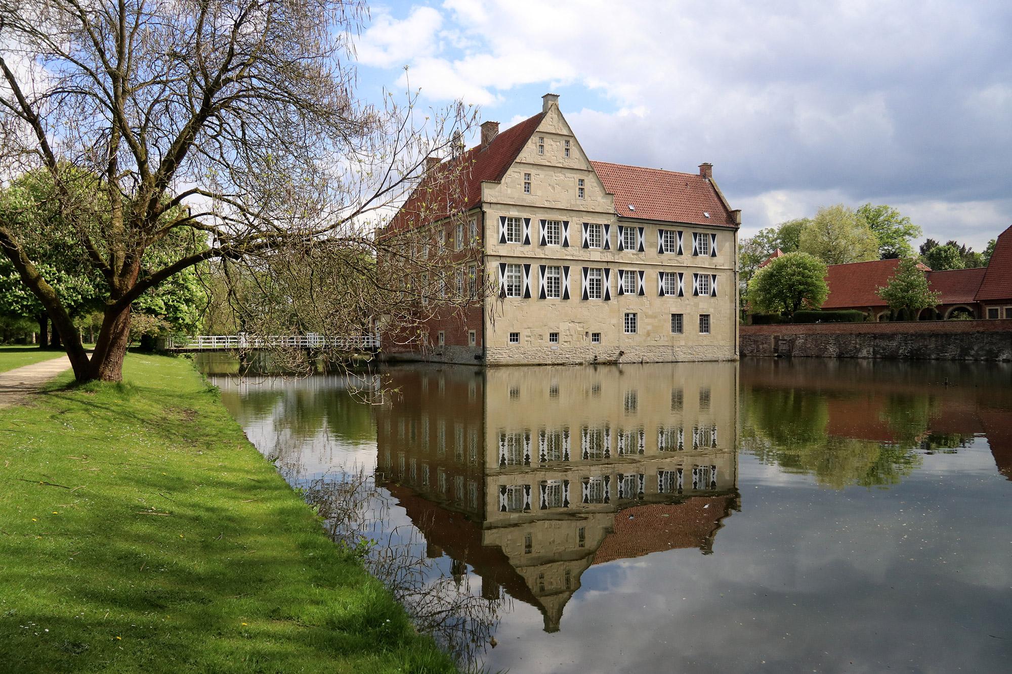 Weekendje weg Münster - Burg Hülshoff