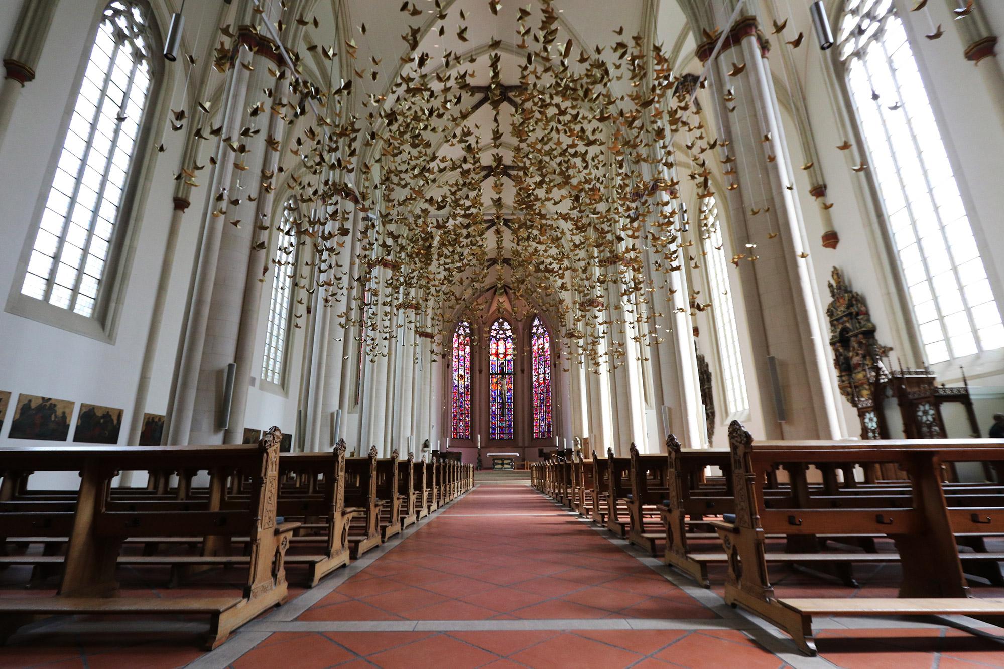Weekendje weg Münster - Liebfrauenkirche