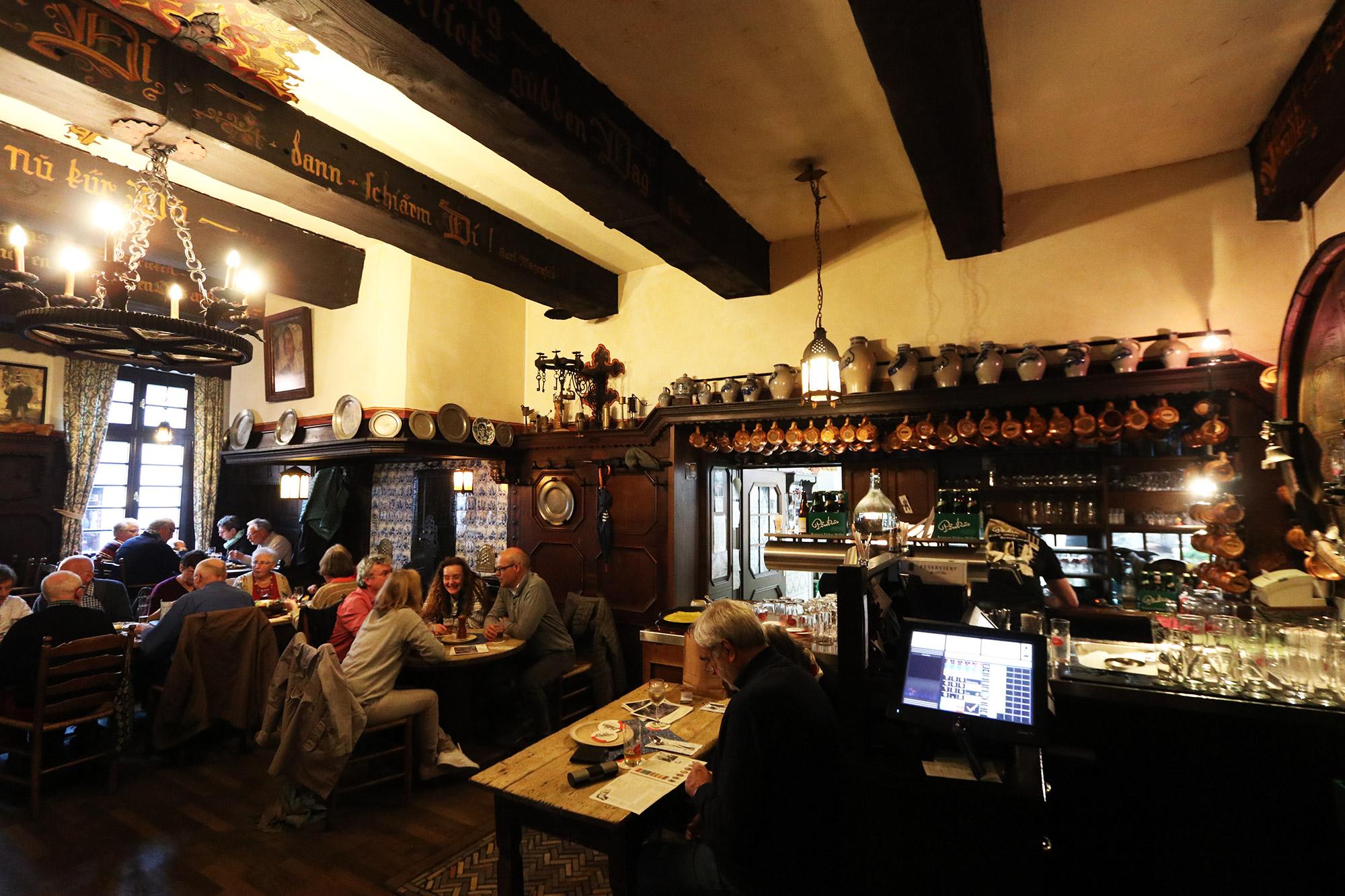 Weekendje weg Münster - Restaurant en brouwerij Pinkus Müller