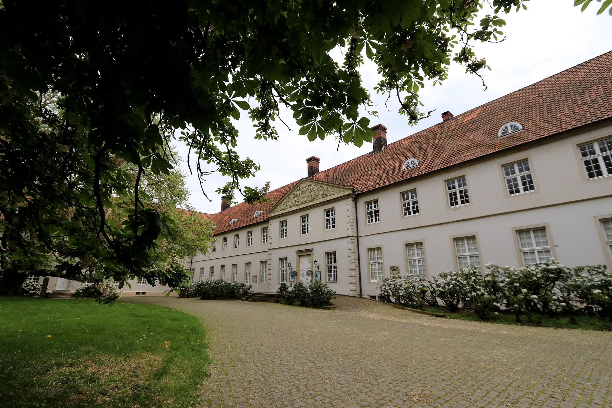 Weekendje weg Münster - Schloss Cappenberg