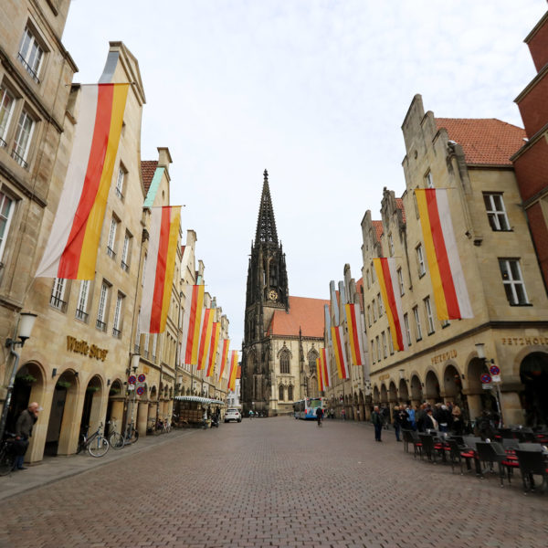 Weekendje weg Münster - St. Lambertiikirche