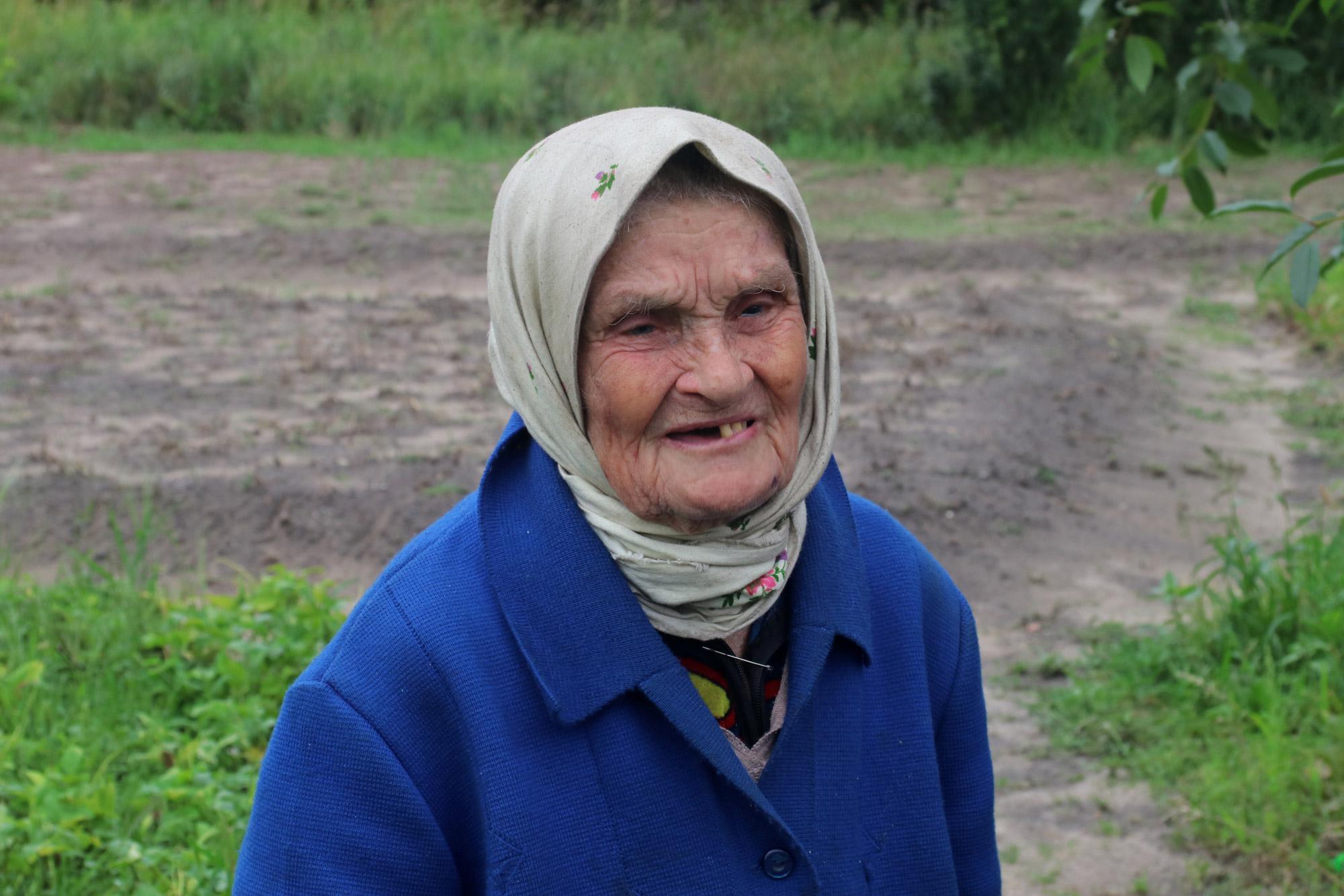 Tsjernobyl - Babuschka Maria