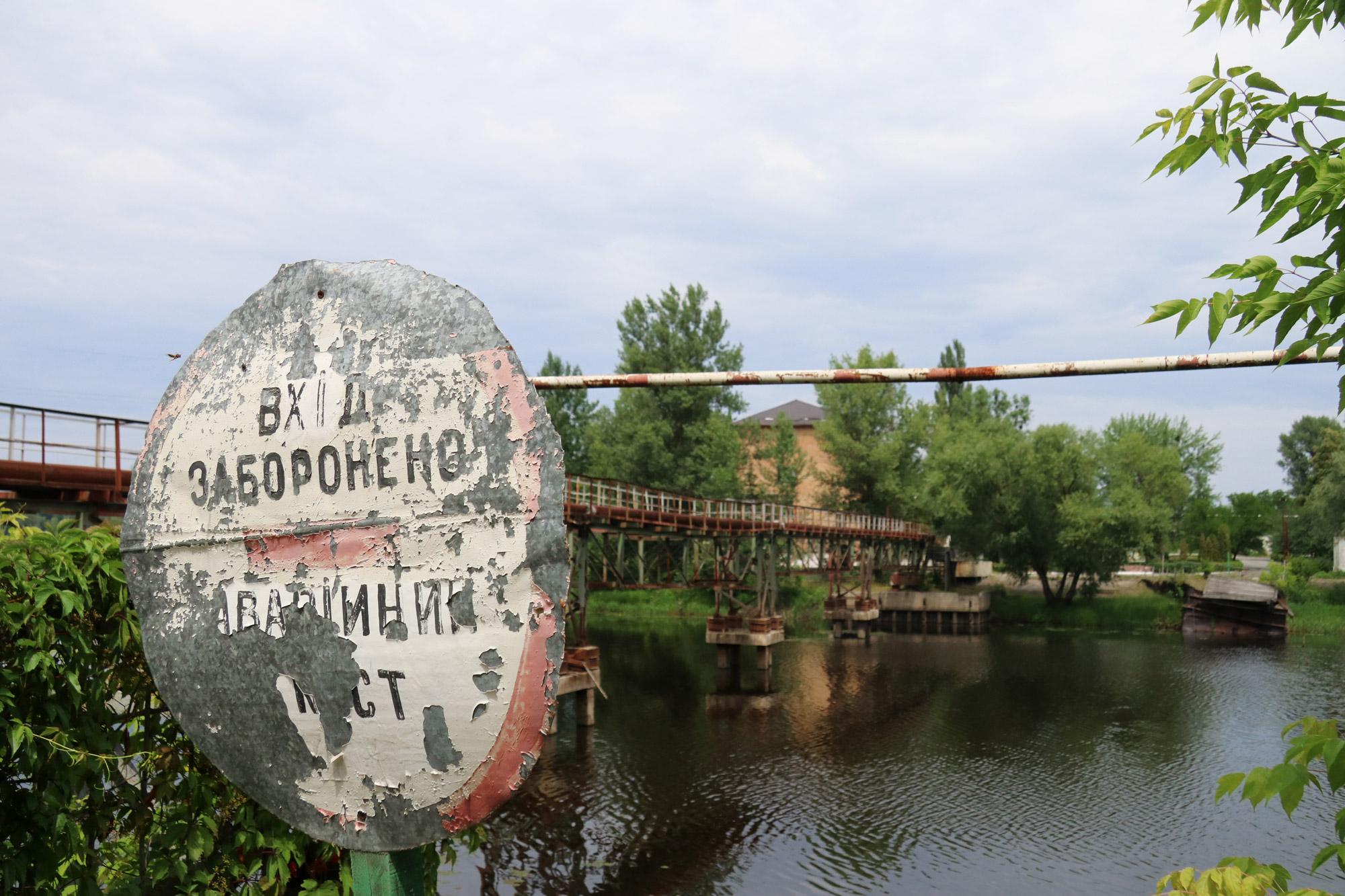 Tsjernobyl - Chernobyl - Riverport