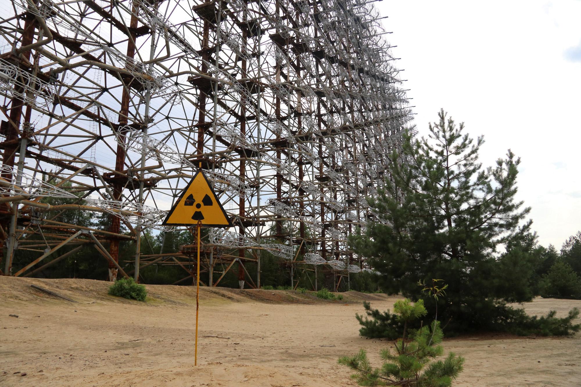 Tsjernobyl - Chernobyl 2 - Doega-3