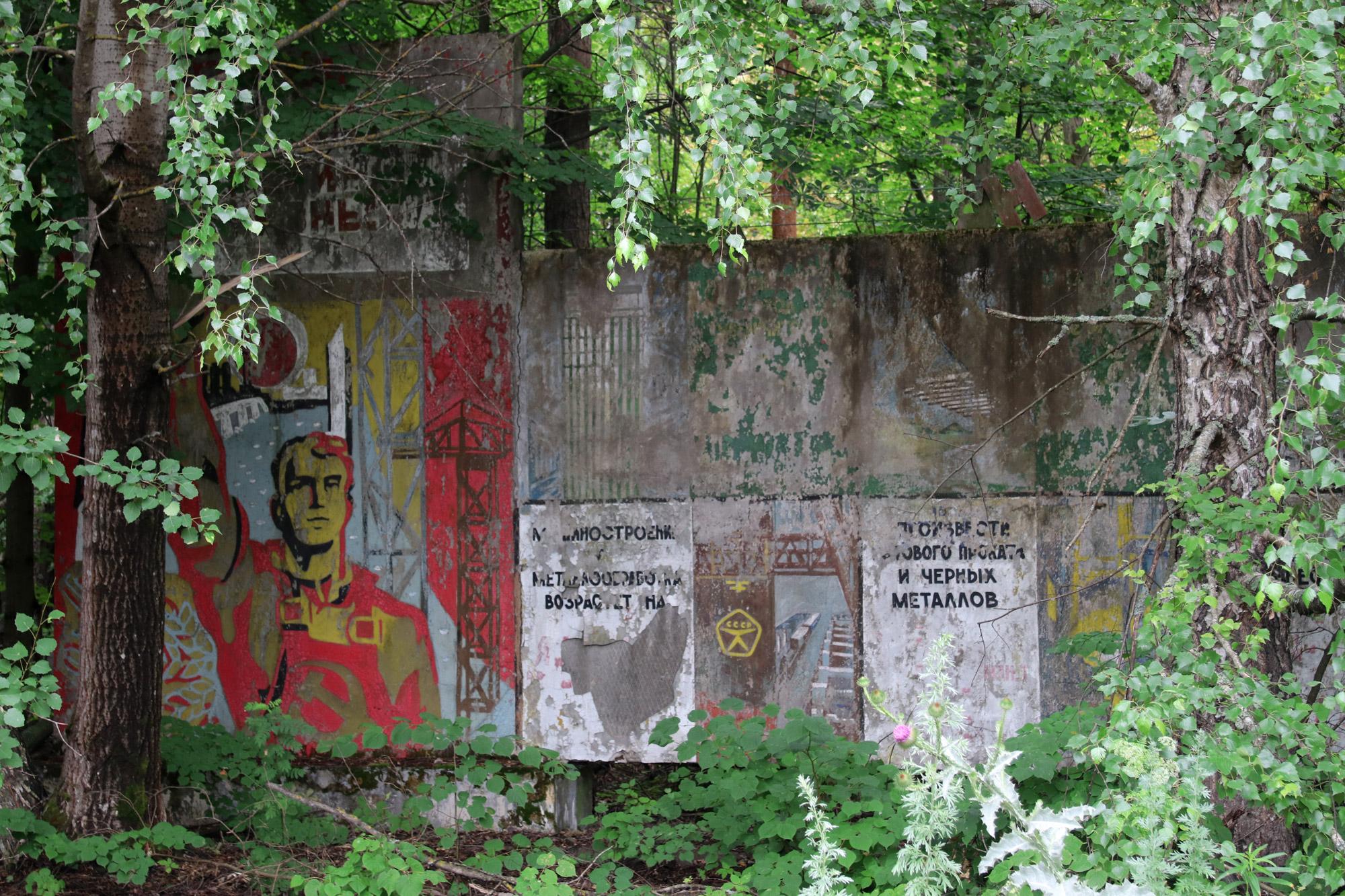 Tsjernobyl - Chernobyl 2 - Propaganda