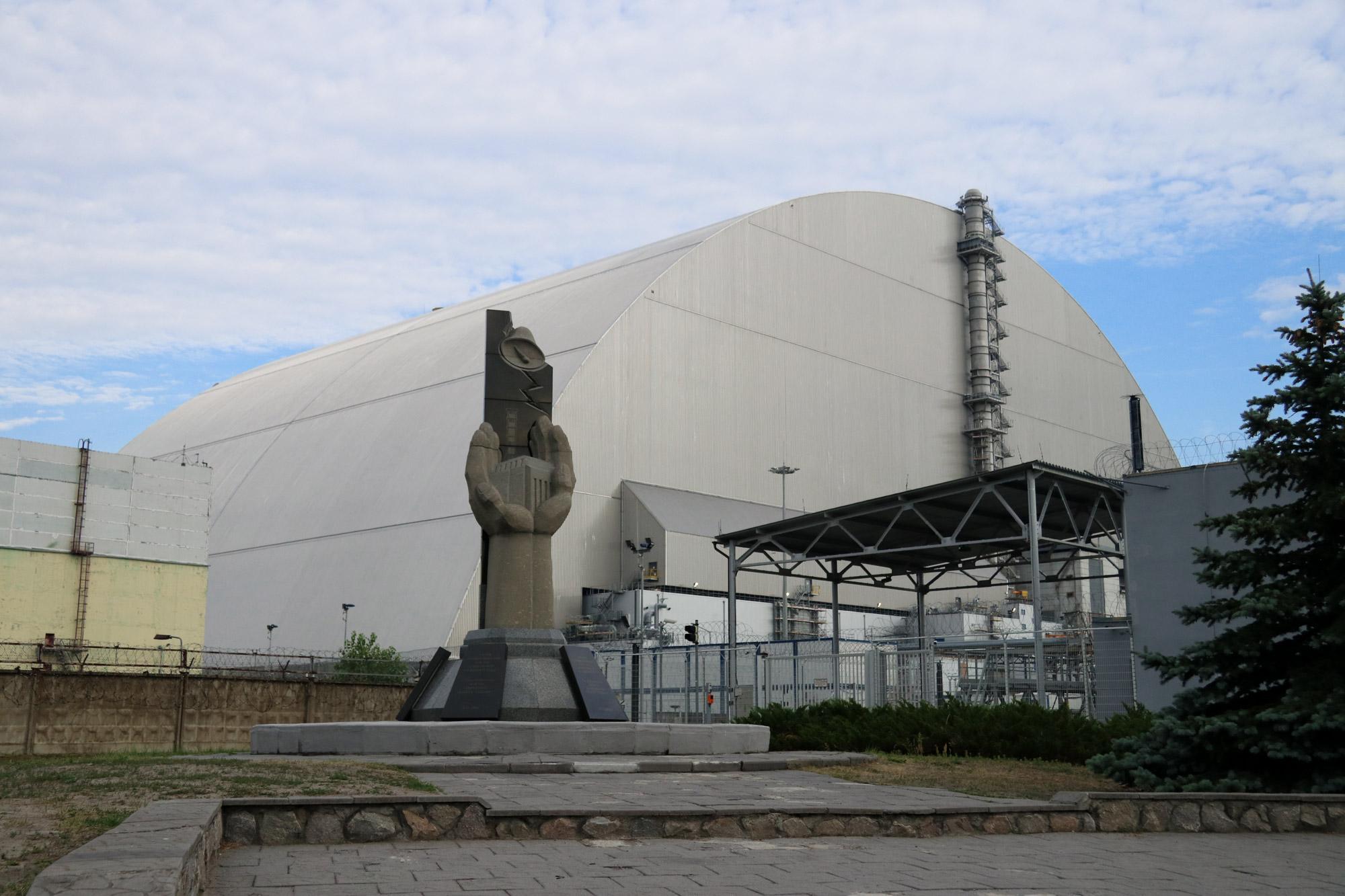 Tsjernobyl - Kernreactor 4