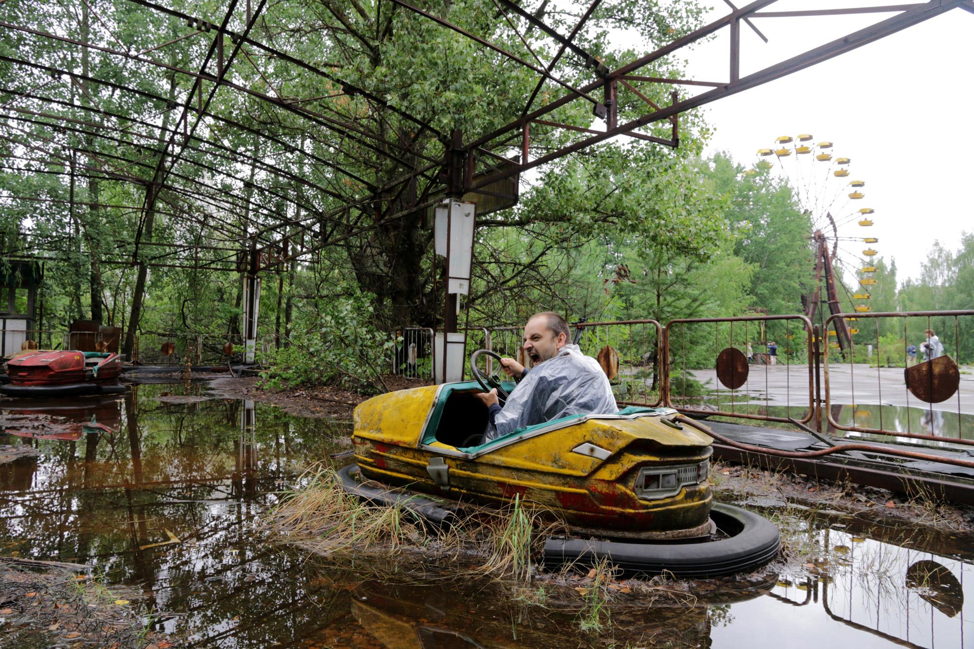 Tweedaagse tour naar Tsjernobyl