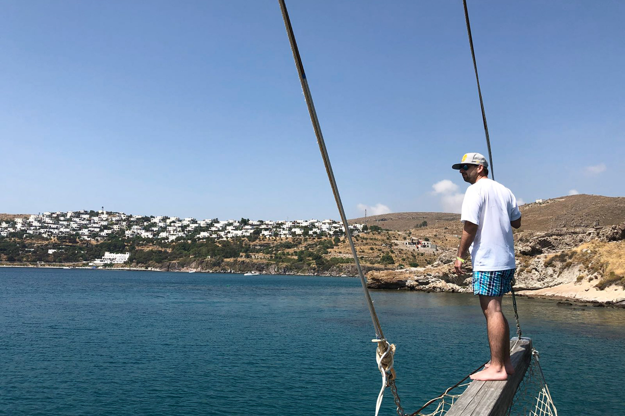 10x doen in Bodrum - Blue Cruise