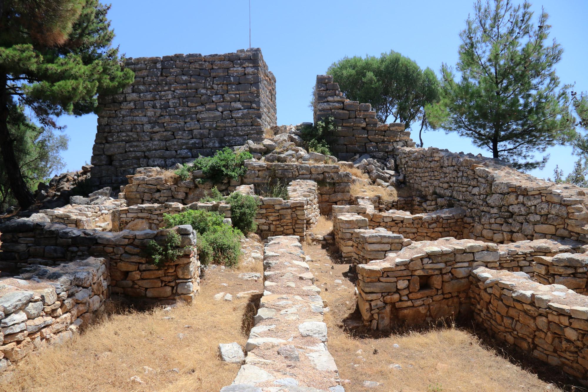 10x doen in Bodrum - De oude stad van Pedasa