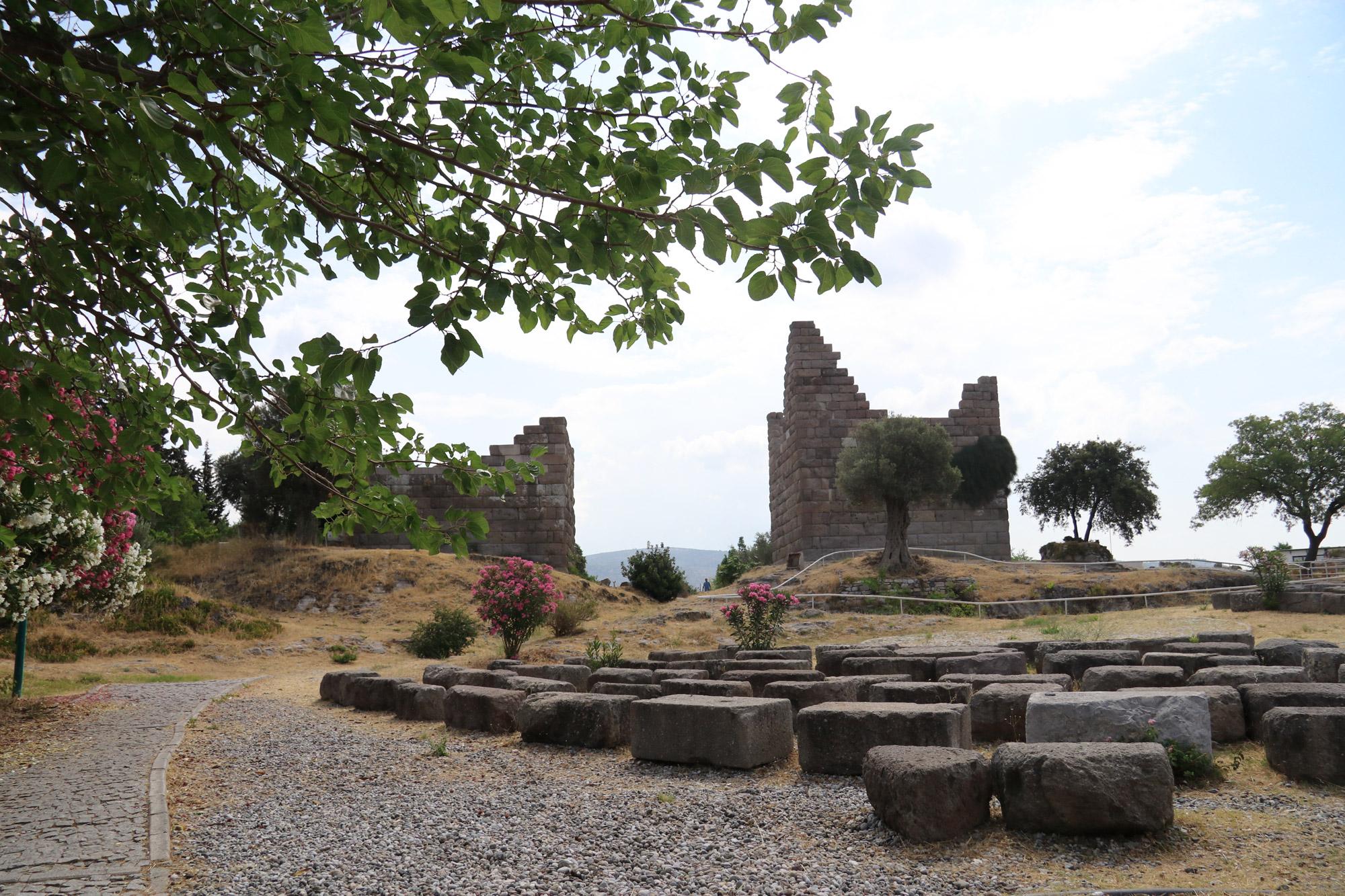 10x doen in Bodrum - De ruïnes van Bodrum