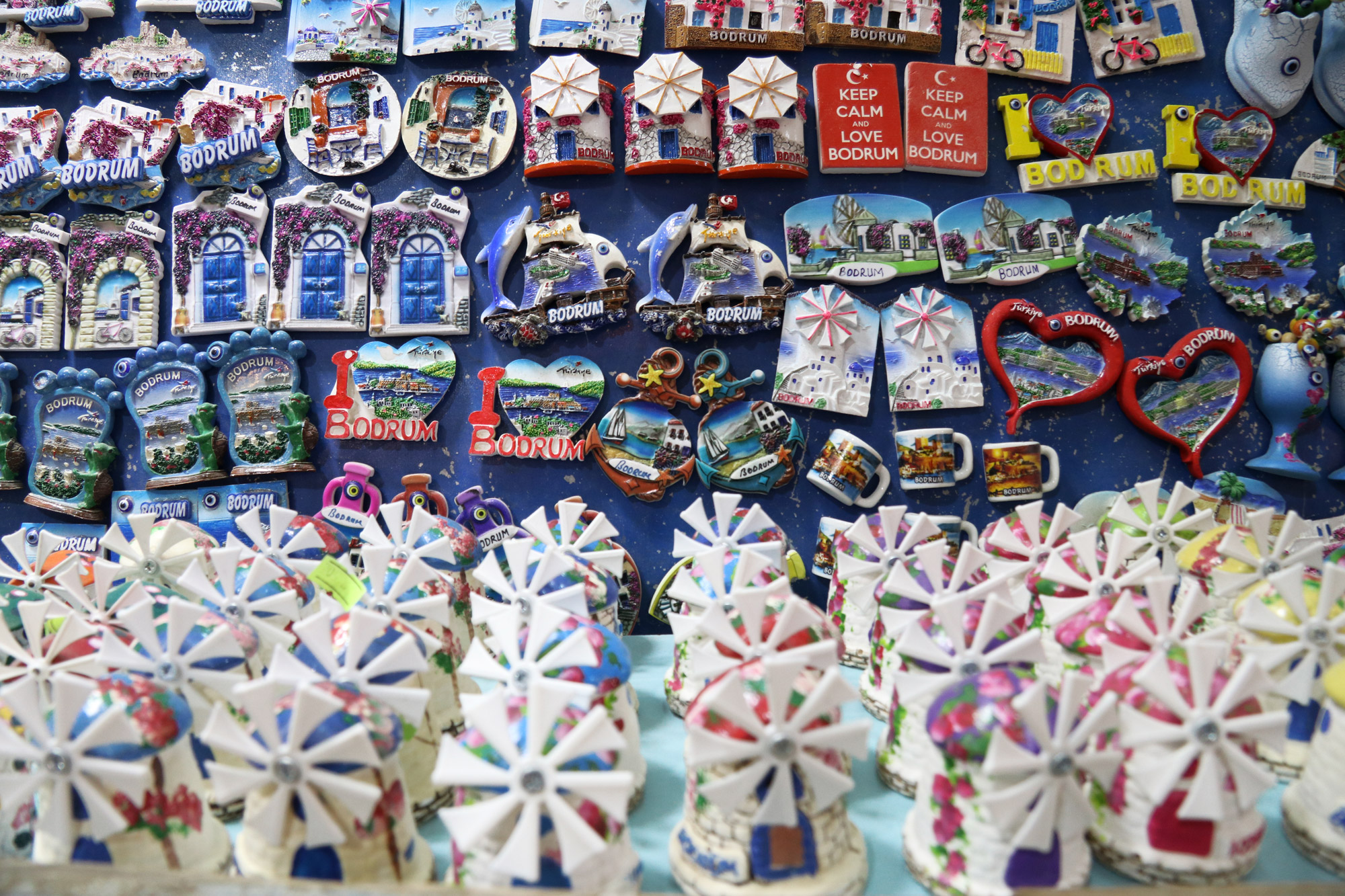 10x doen in Bodrum - Ga winkelen in Bodrum