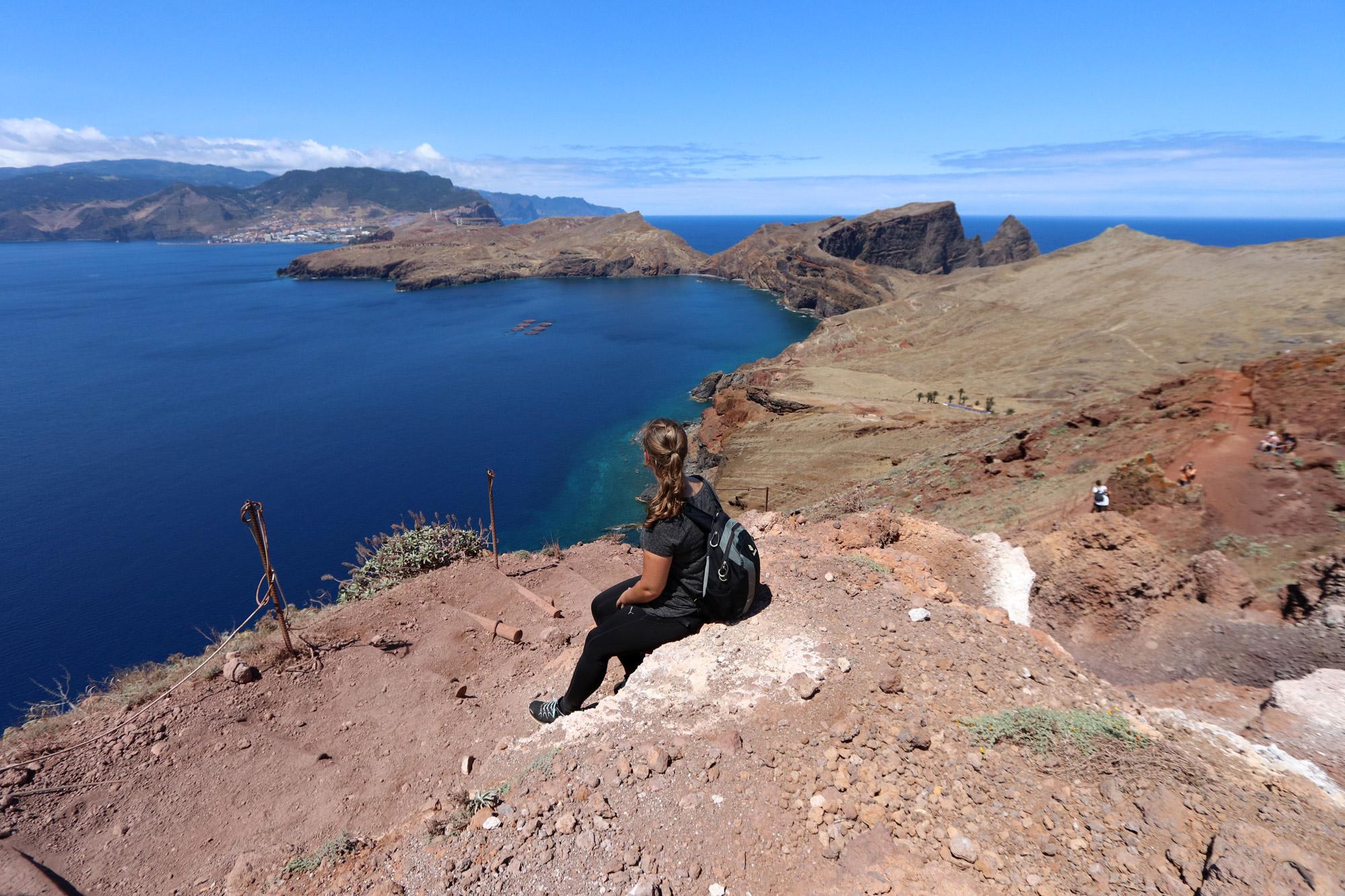 Madeira in 10 beelden - São Lourenço