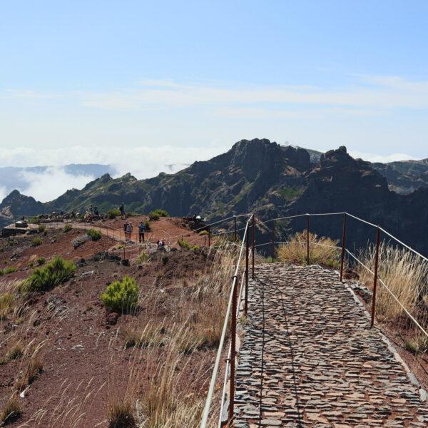 Madeira in 10 beelden - Pico Ruivo