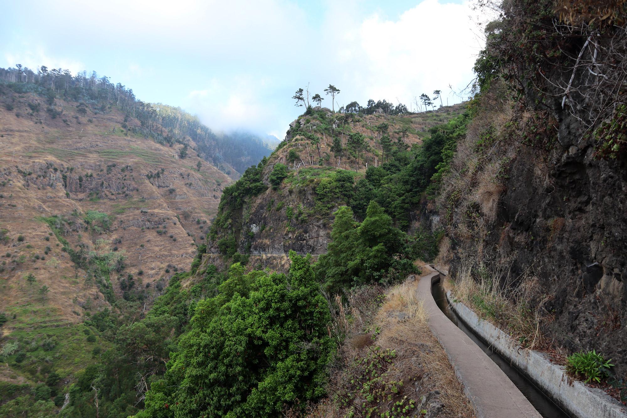 Madeira in 10 beelden - Levada Nova