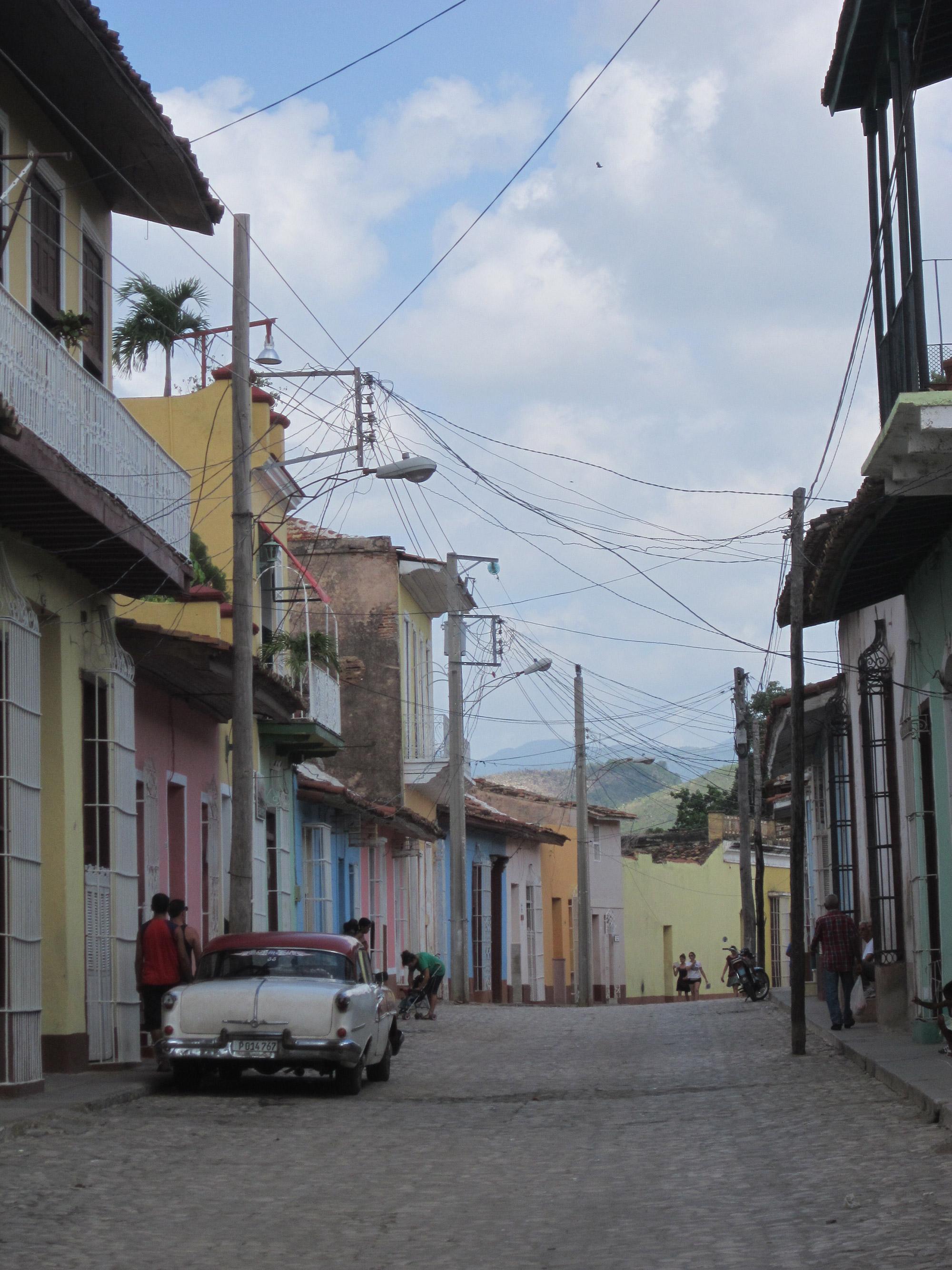 Shirley - Trinidad - Cuba