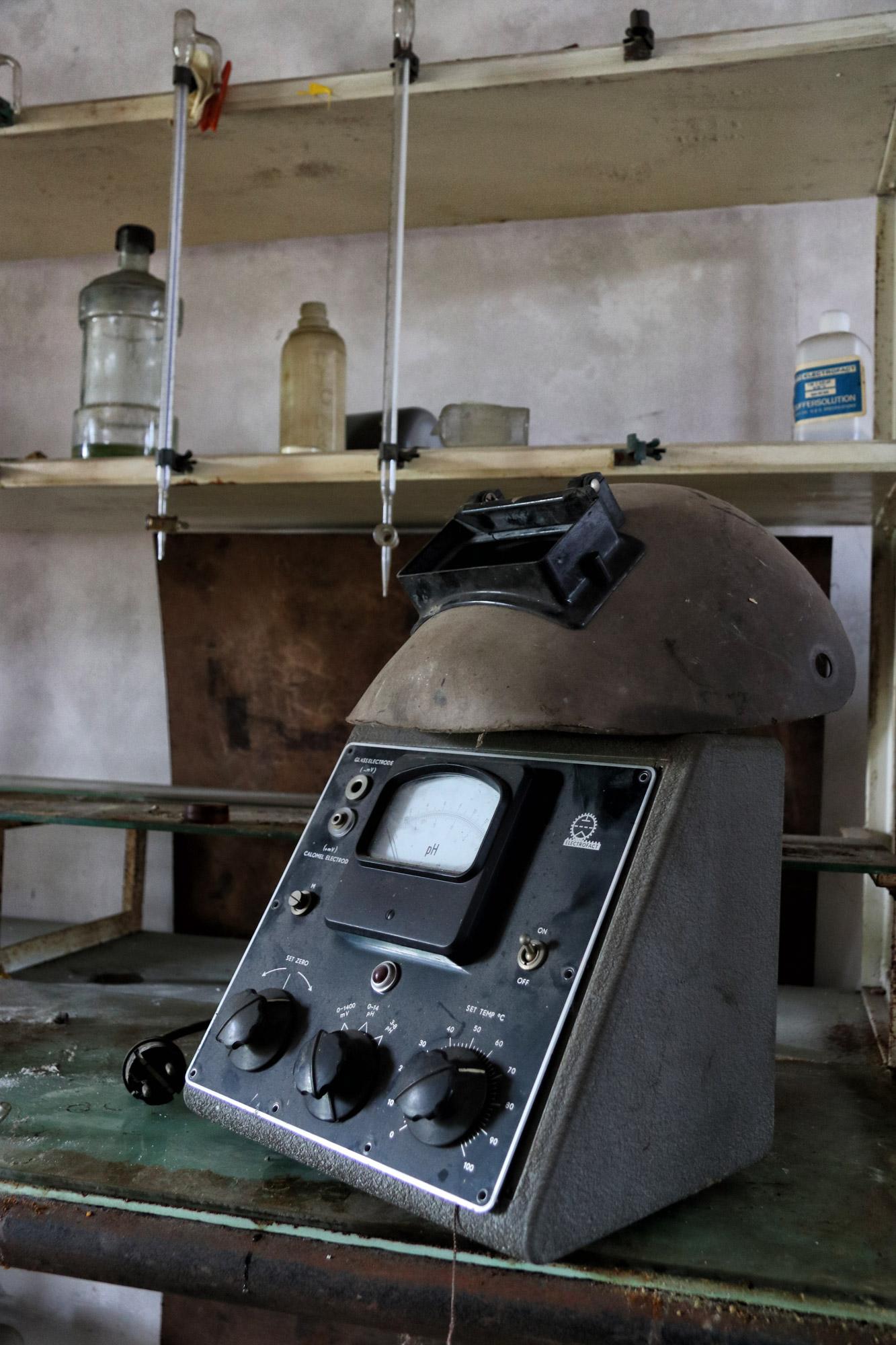 Urbex: S.A. des Chaudronneries Pierrou