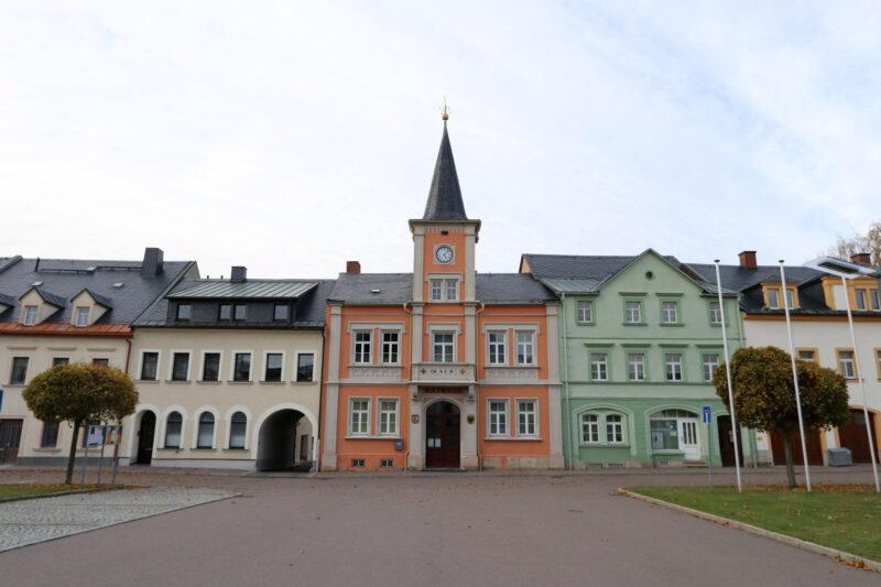 De dorpjes van het Mittleres Erzgebirge - Frauenstein