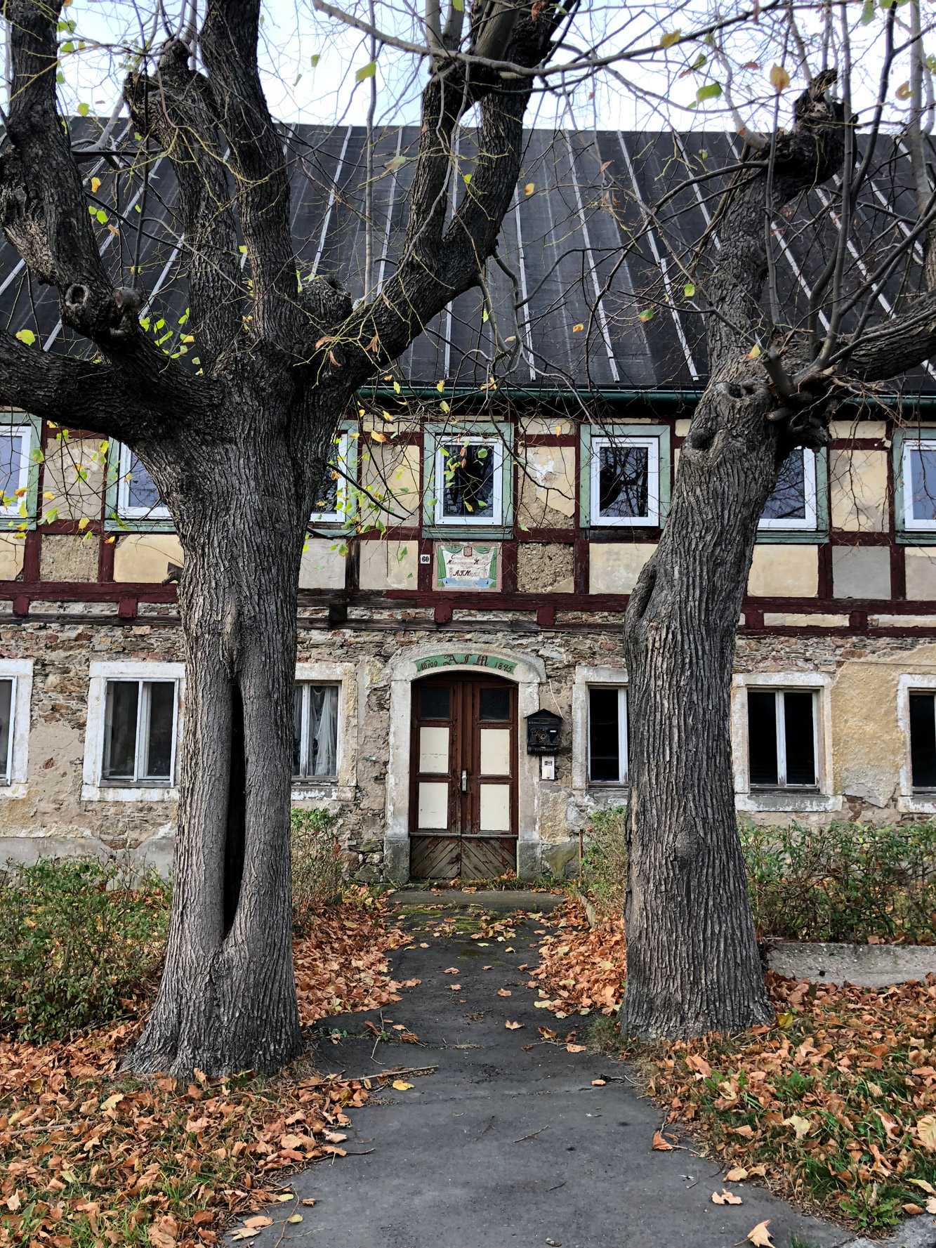 De dorpjes van het Mittleres Erzgebirge - Nassau