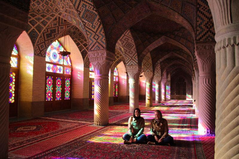 Fijne herinneringen aan de reis met mijn zus naar Iran