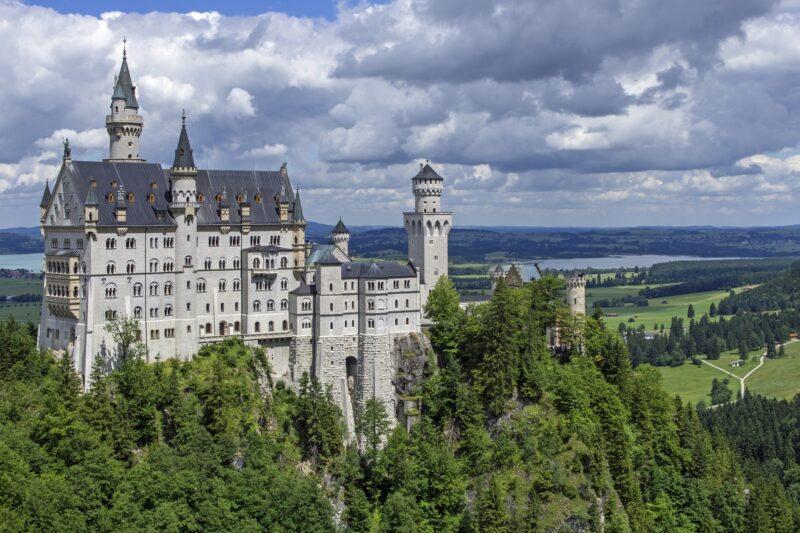 Kastelenroute Duitsland