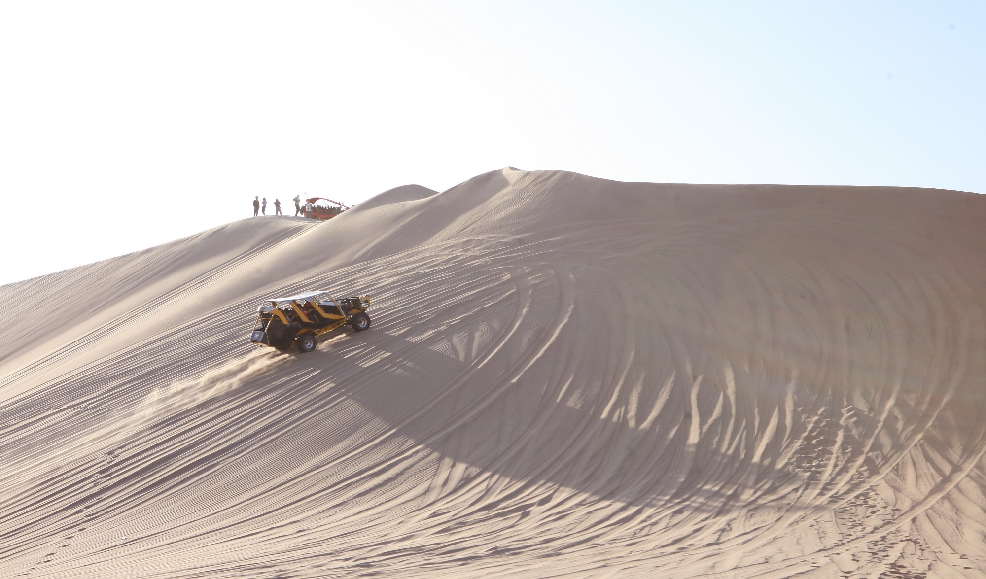 Actieve vakantie naar Peru