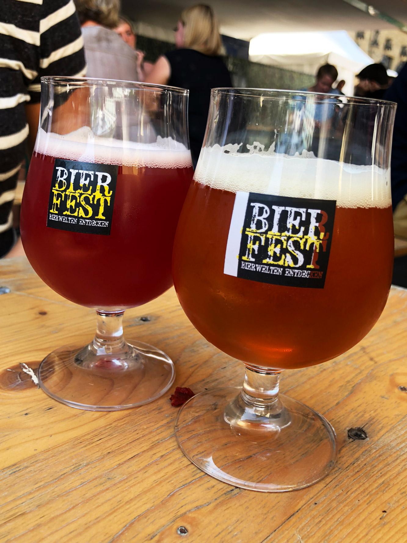 Stedentrip Osnabrück - Bierfest