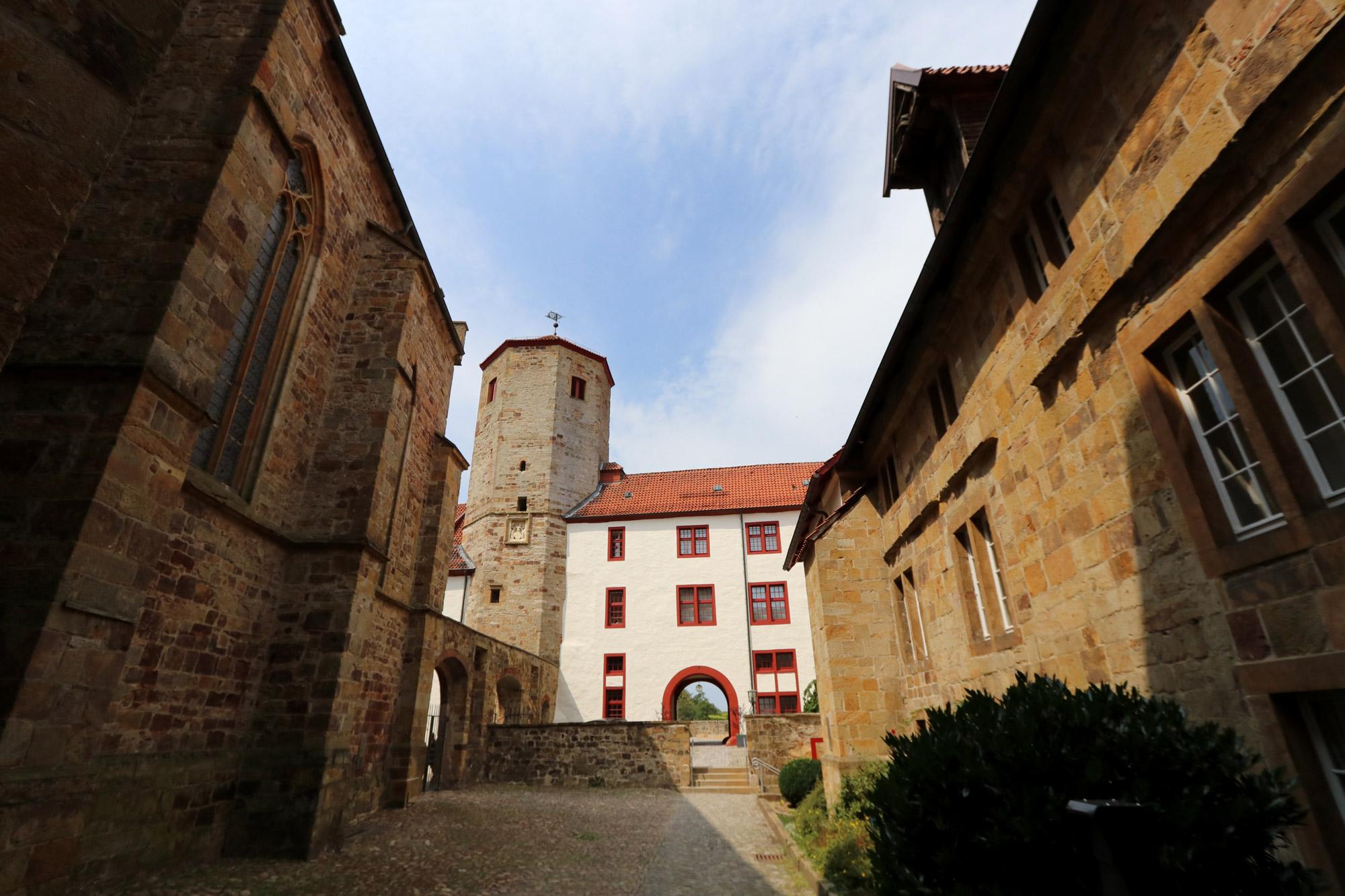 Stedentrip Osnabrück - Schloss Iburg
