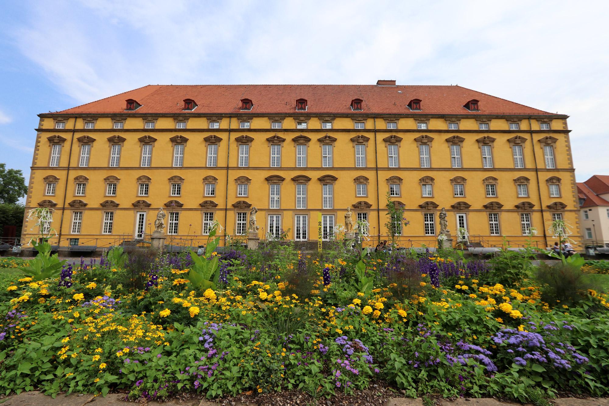 Stedentrip Osnabrück - Schloss Osnabrück