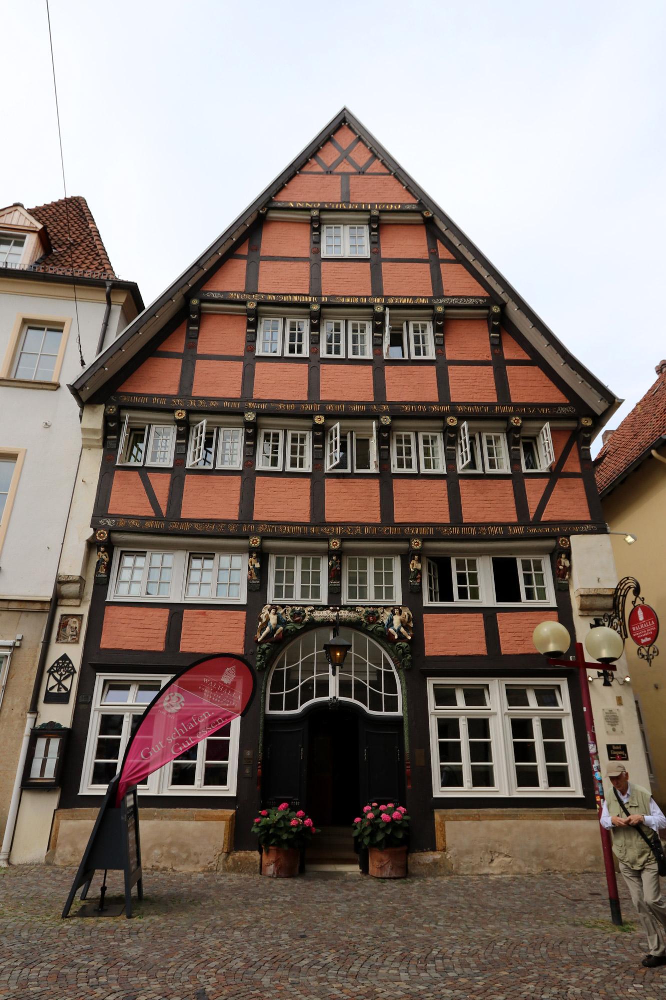 Stedentrip Osnabrück - Stadswandeling door Osnabrück