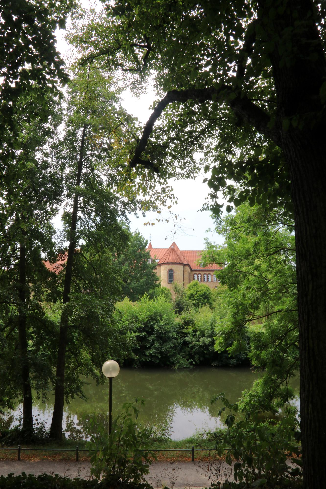 Stedentrip Osnabrück - Groen