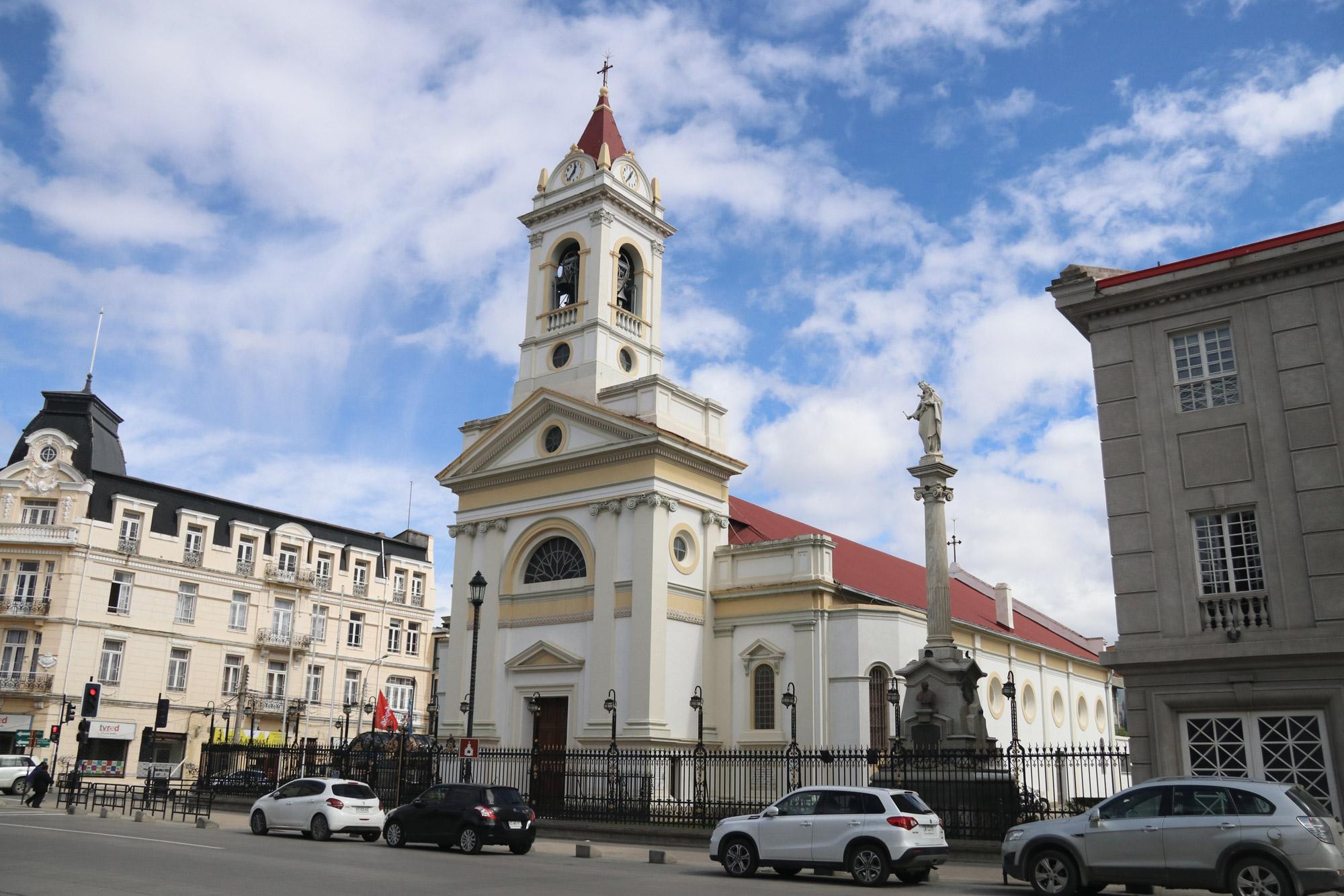 Patagonië - Punta Aremas - Kathedraal
