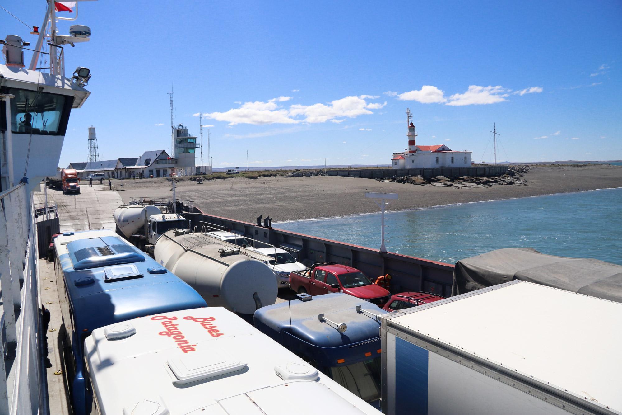 Patagonië - Punta Delgado